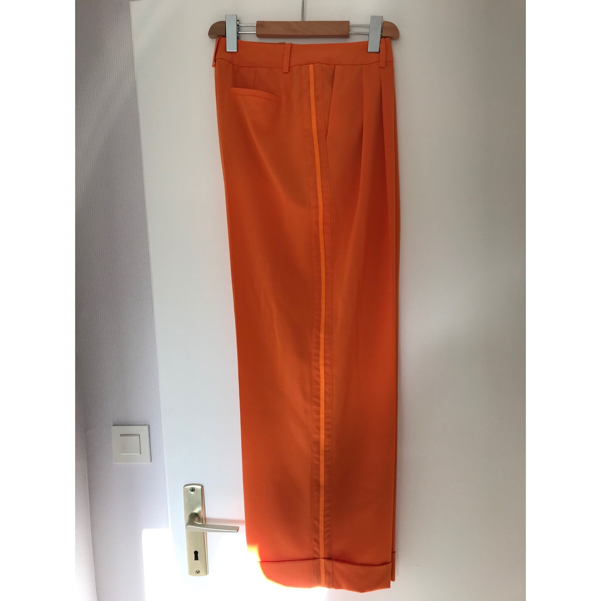 Pantalon large CHACOK Orange