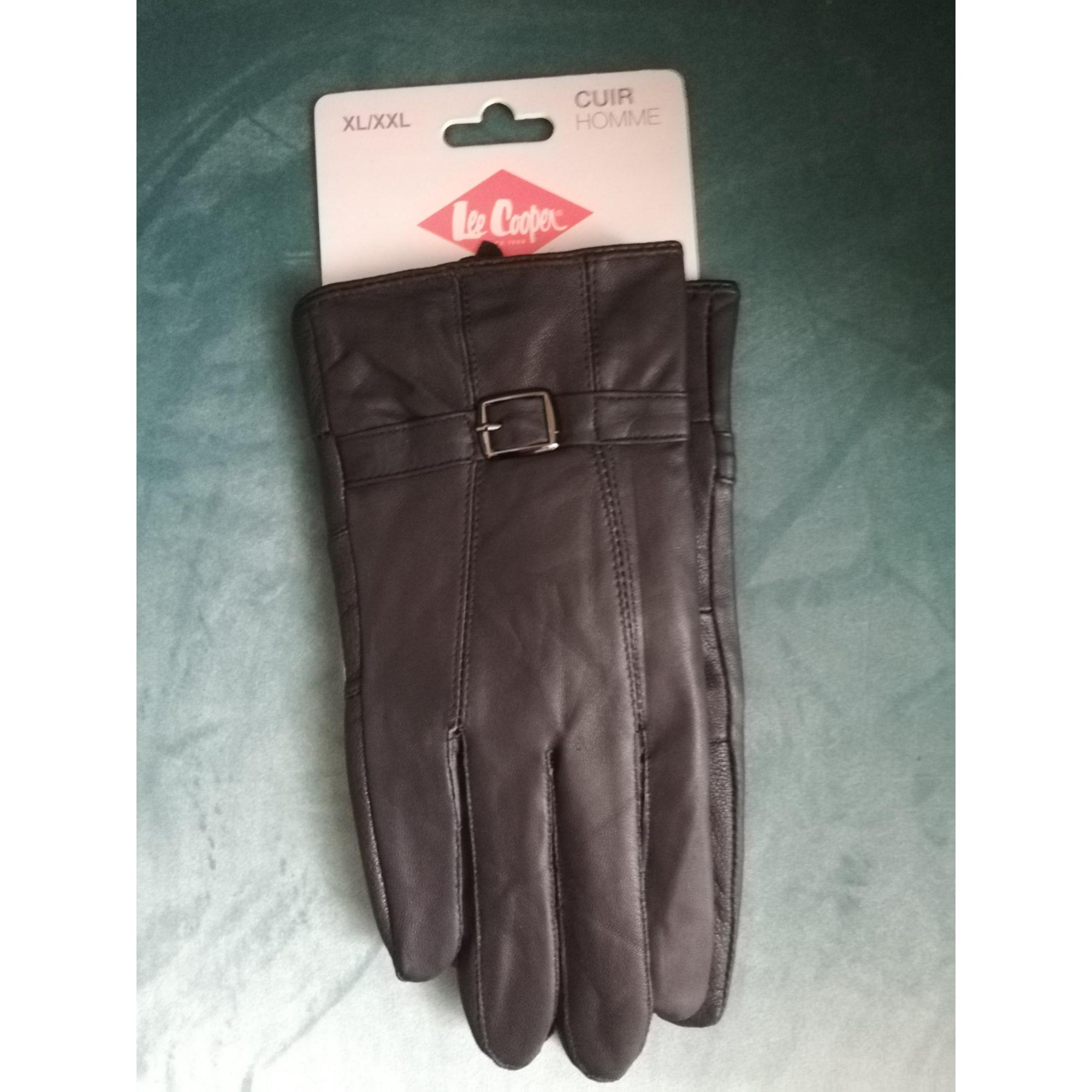 Handschuhe LEE COOPER Schwarz