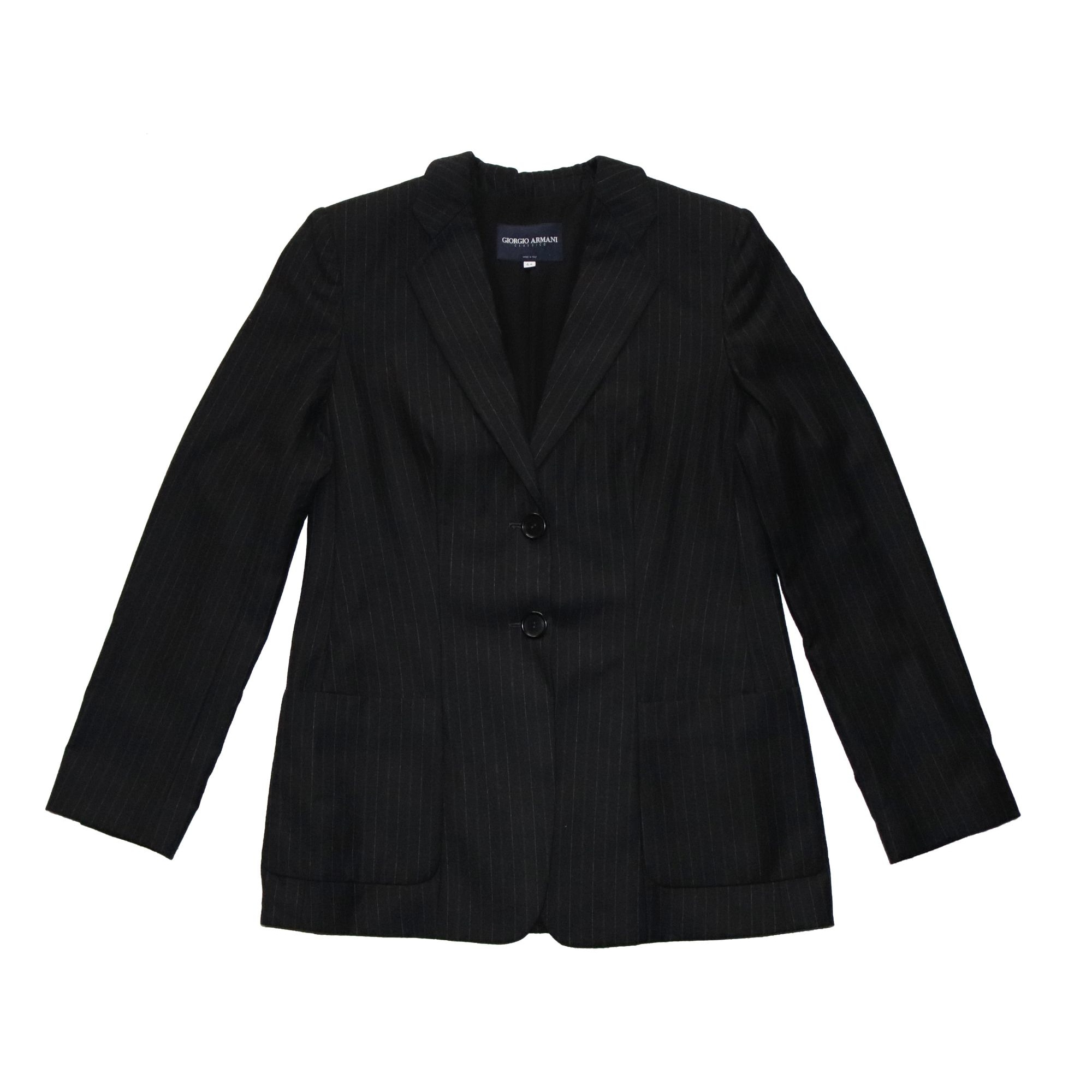 Blazer, veste tailleur GIORGIO ARMANI Gris, anthracite