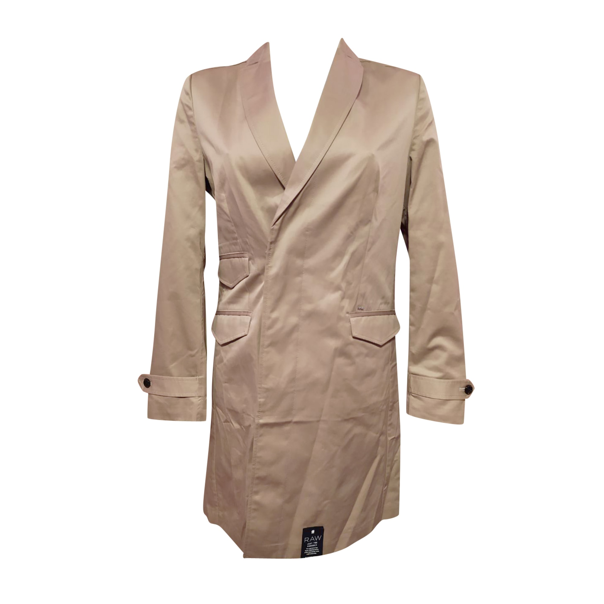 Imperméable, trench G-STAR Beige, camel