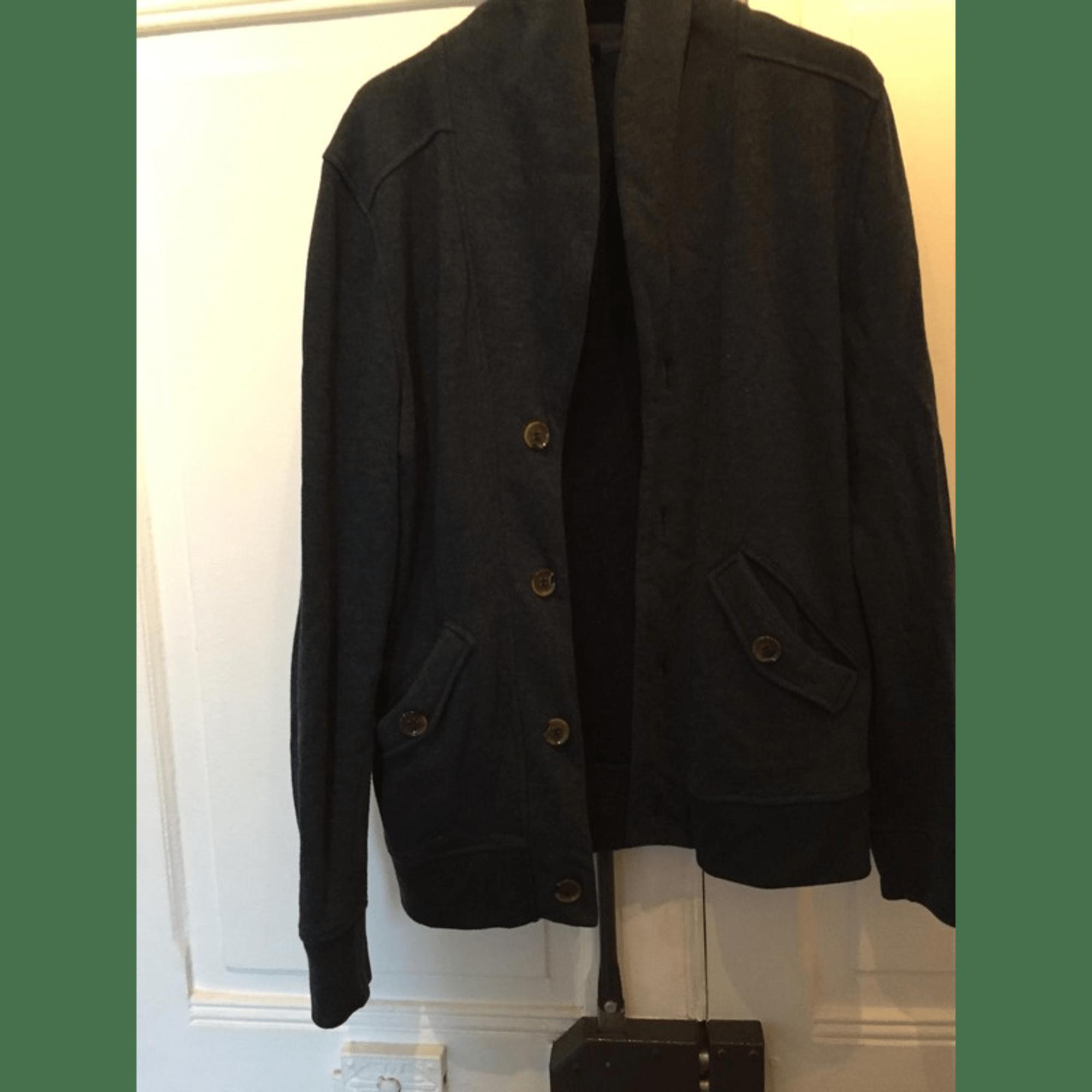 Gilet, cardigan H&M Noir