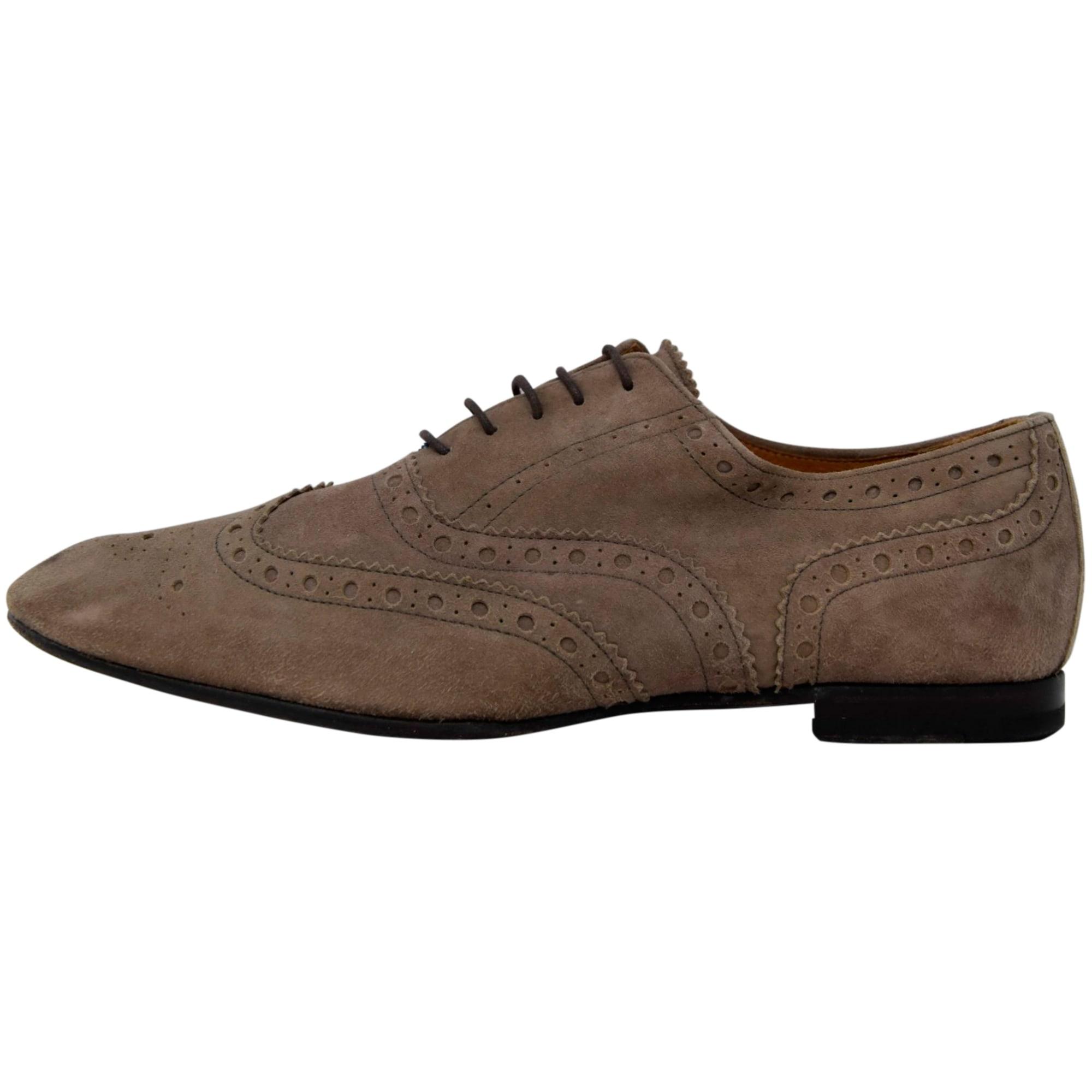 Chaussures à lacets PAUL SMITH Marron
