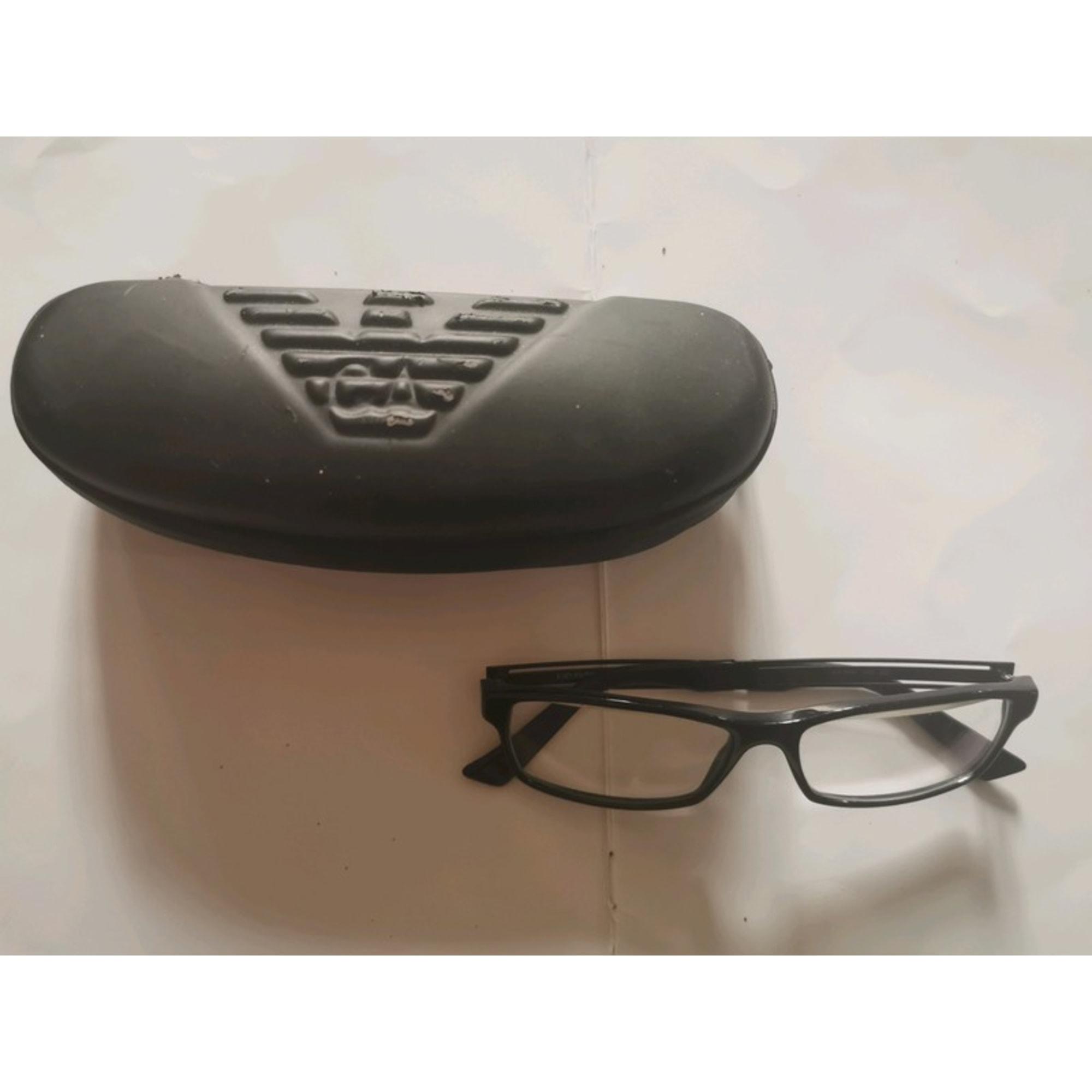 Eyeglass Frames EMPORIO ARMANI Black