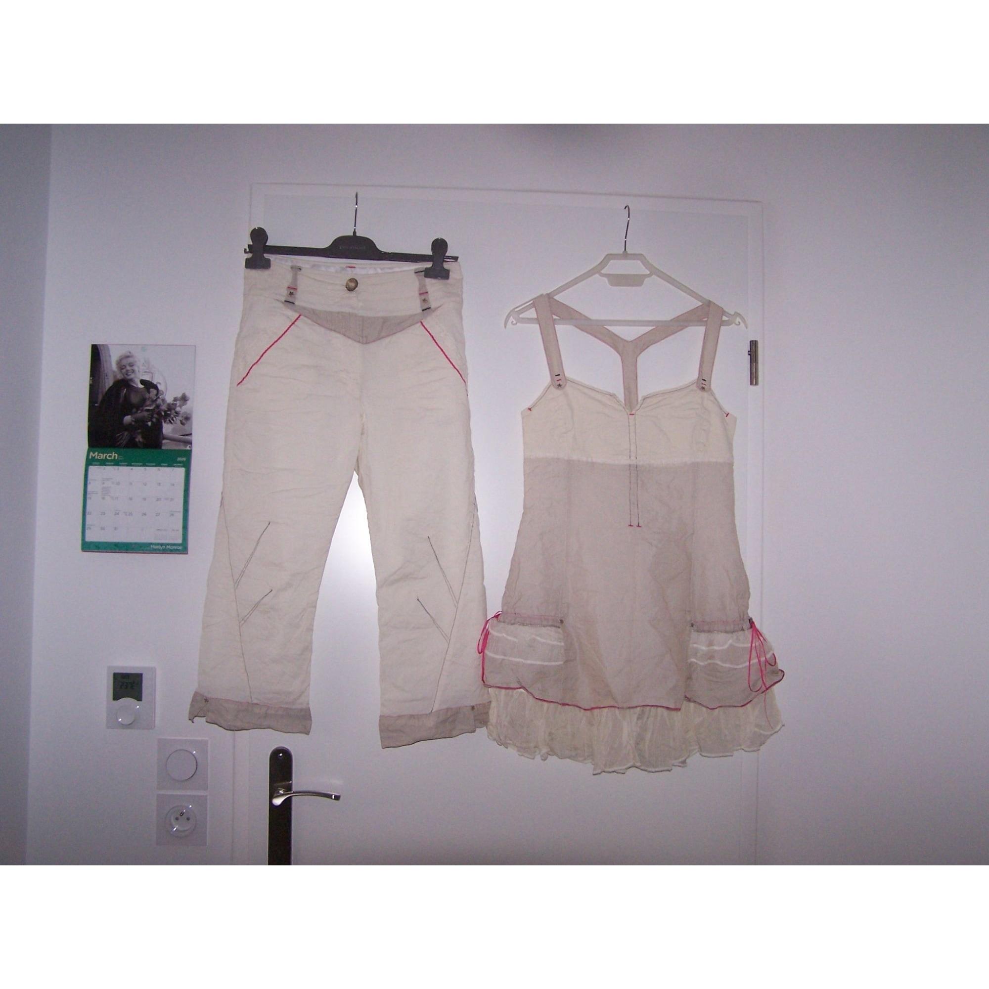 Top, tee-shirt GARELLA Blanc, blanc cassé, écru