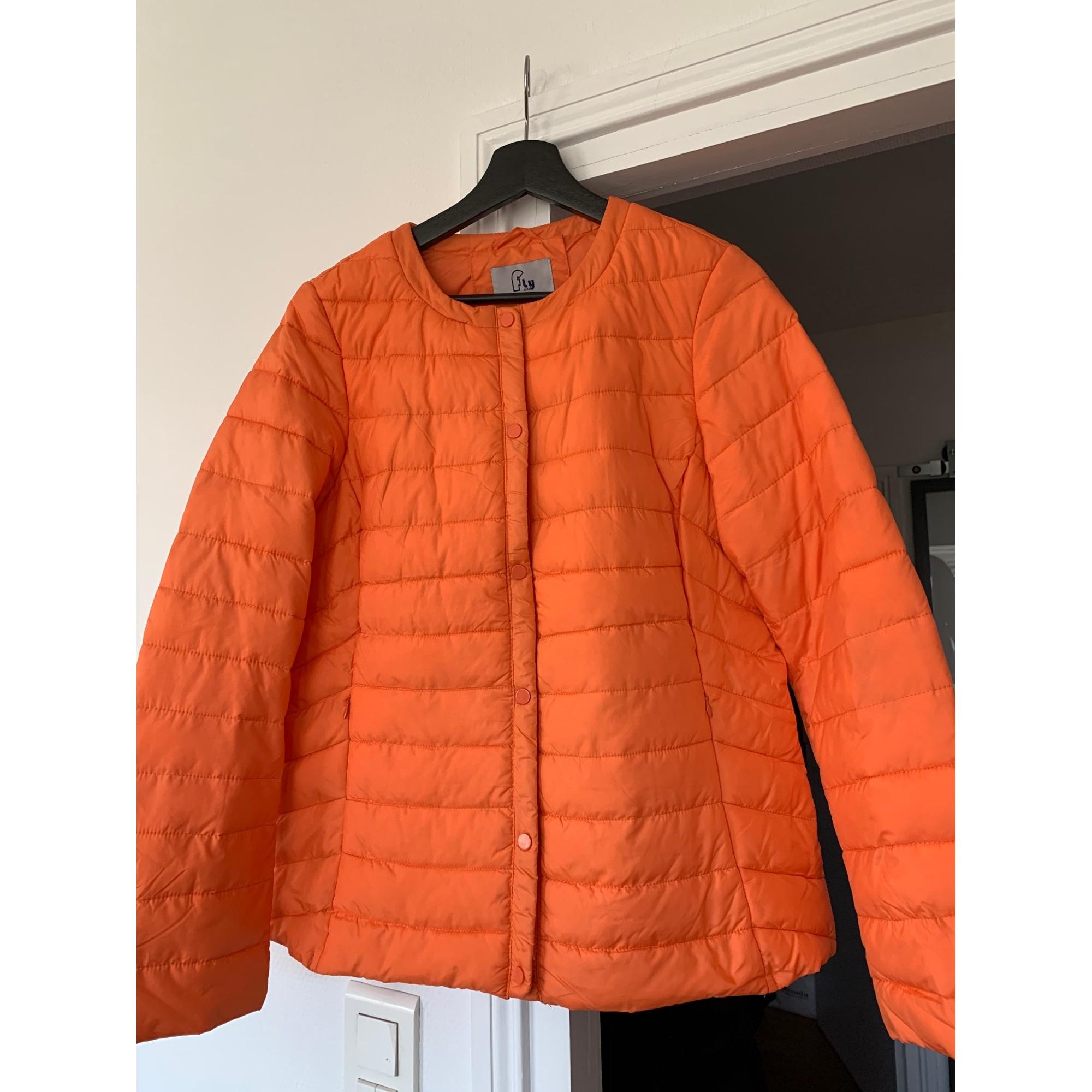 Doudoune FLY Orange