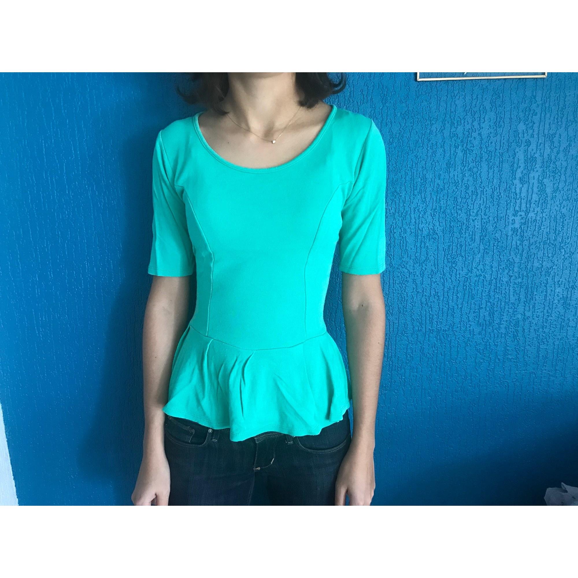 Top, tee-shirt KIABI Vert