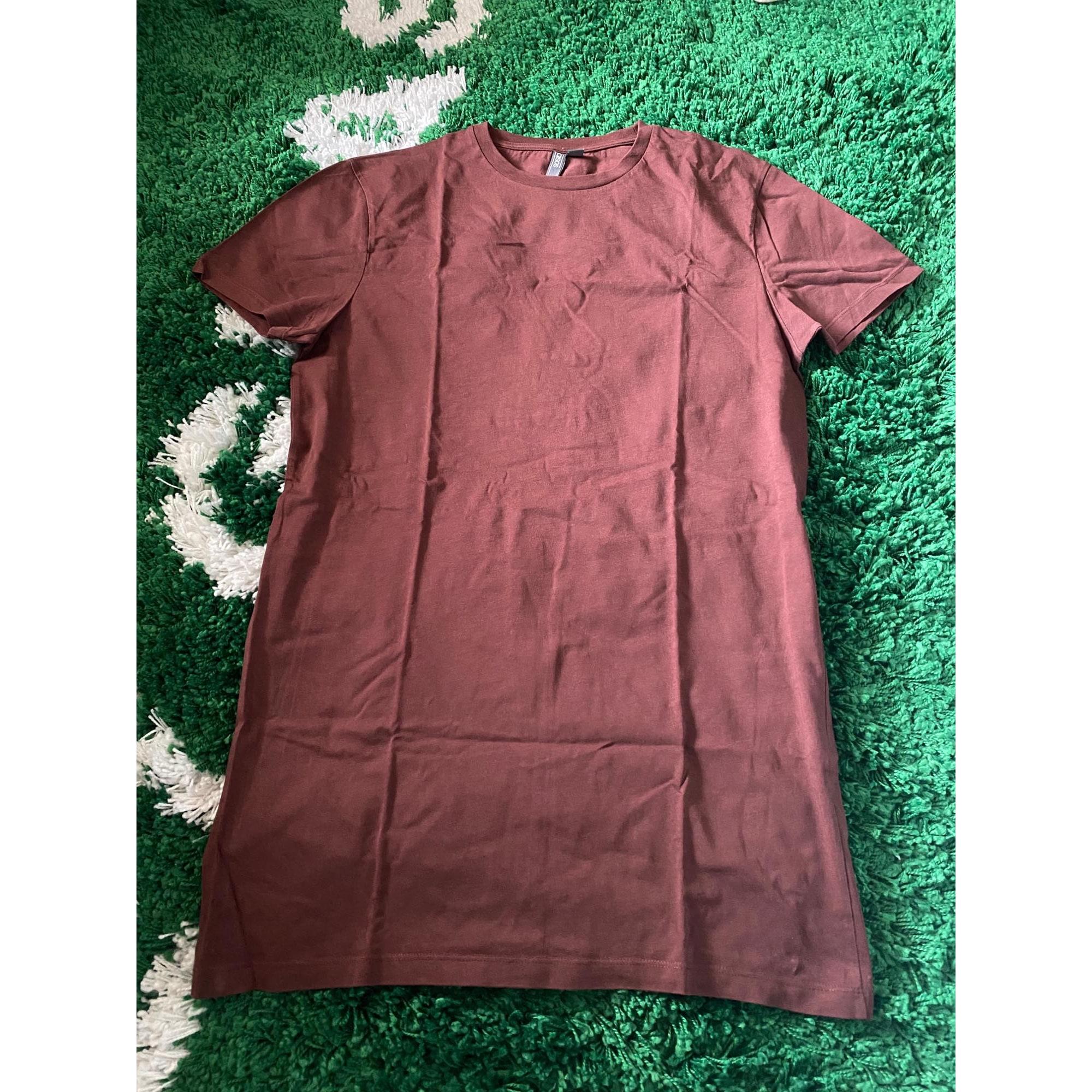 Tee-shirt ASOS Violet, mauve, lavande
