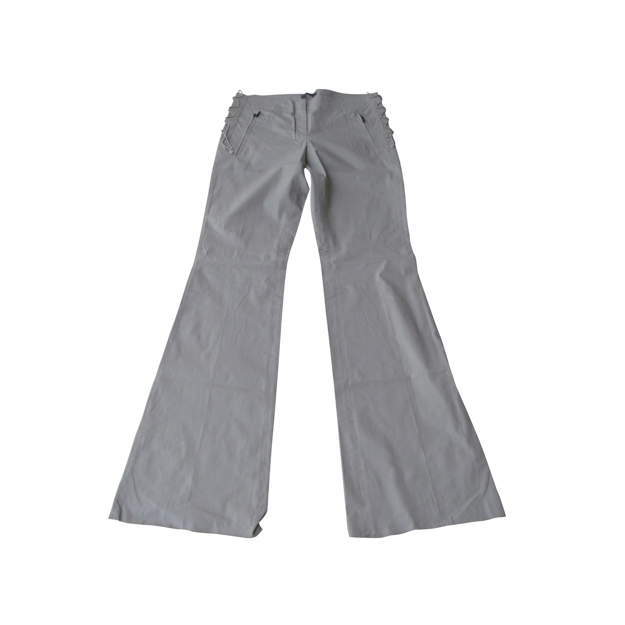 Pantalon évasé BARBARA BUI Beige, camel