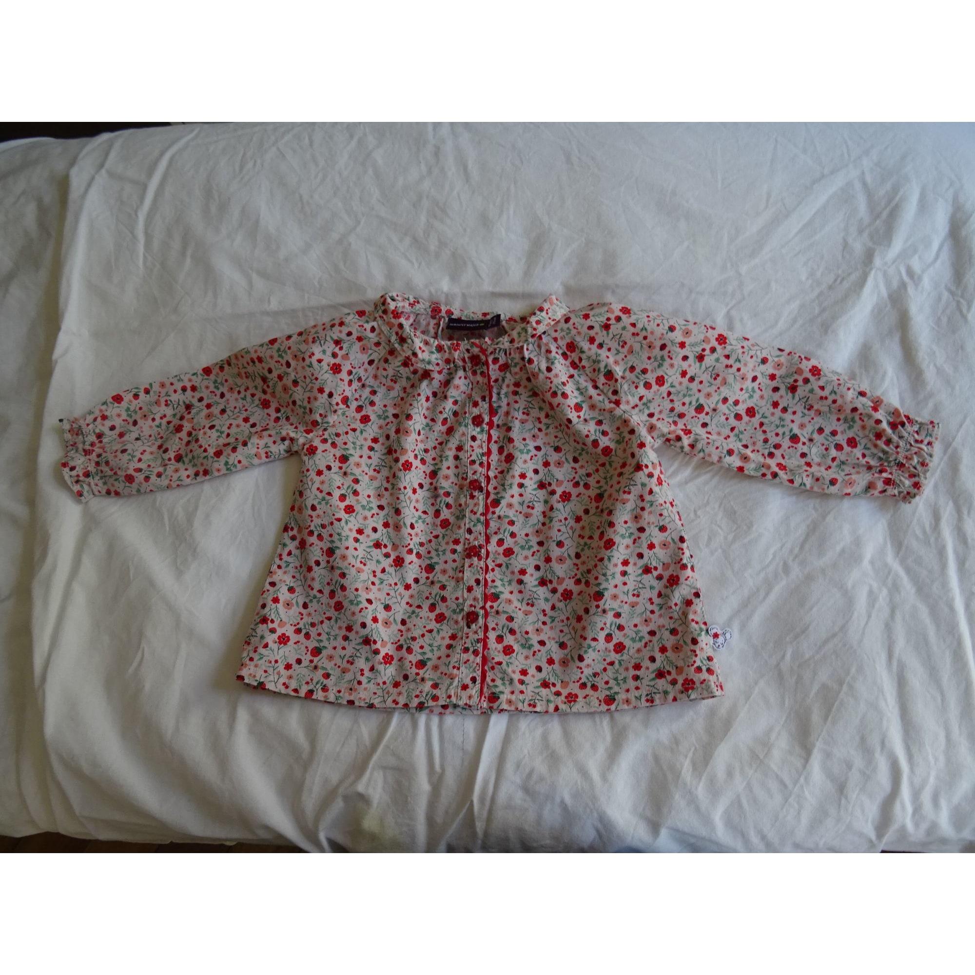 Top, tee shirt SERGENT MAJOR Rose, fuschia, vieux rose