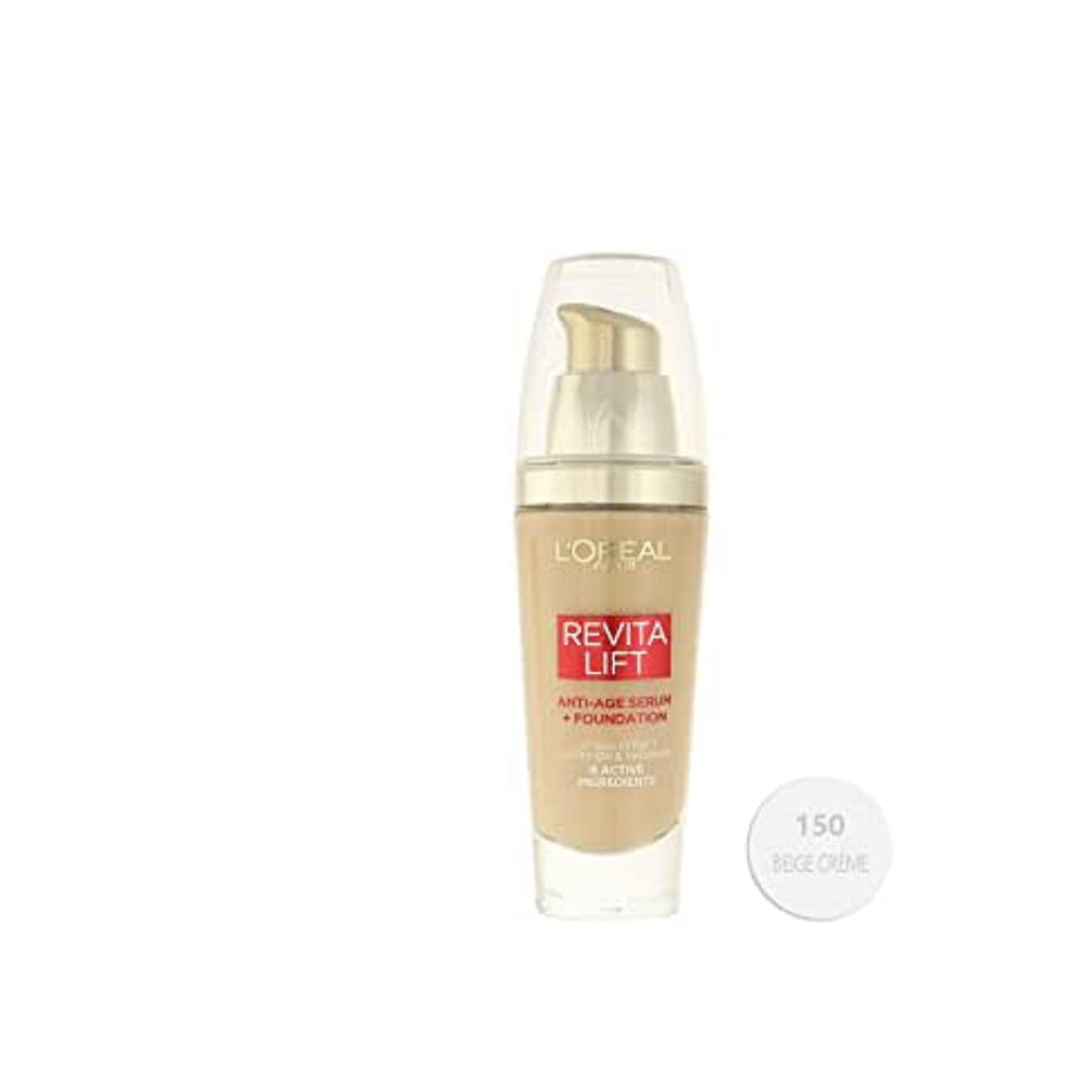 Fond de teint L'ORÉAL 150-Beige Crème