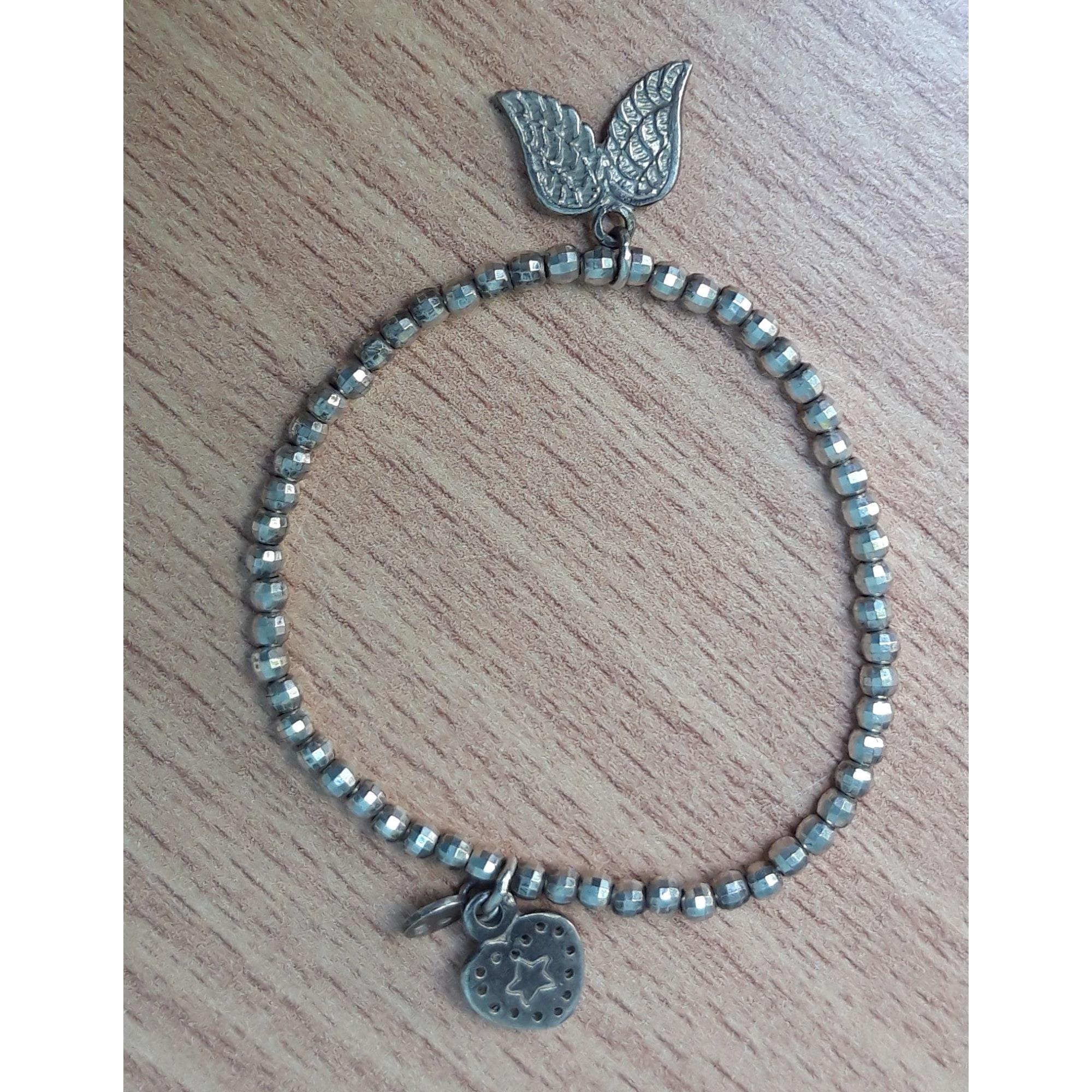 Bracelet CHLOÉ Argenté, acier