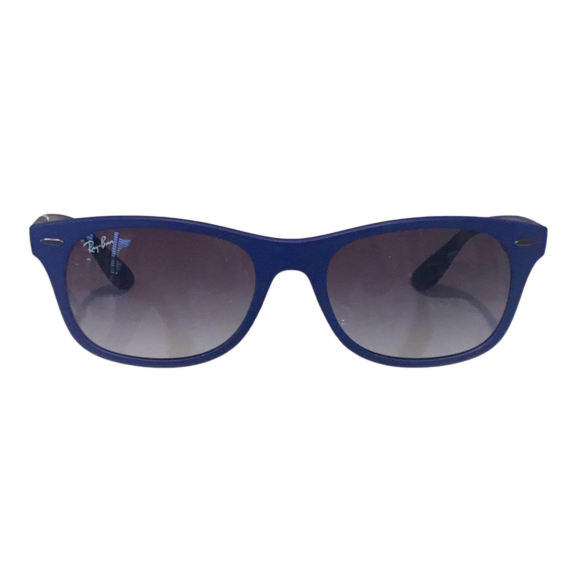 Lunettes de soleil RAY-BAN Bleu, bleu marine, bleu turquoise