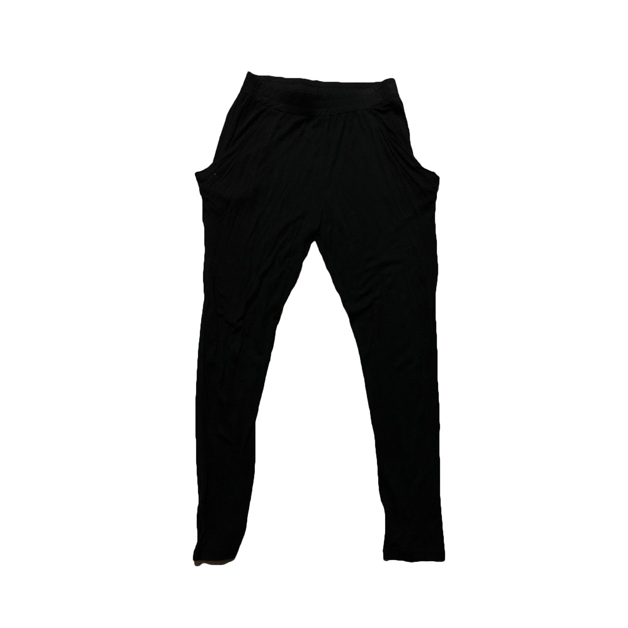 Pantalon carotte BEL AIR Noir