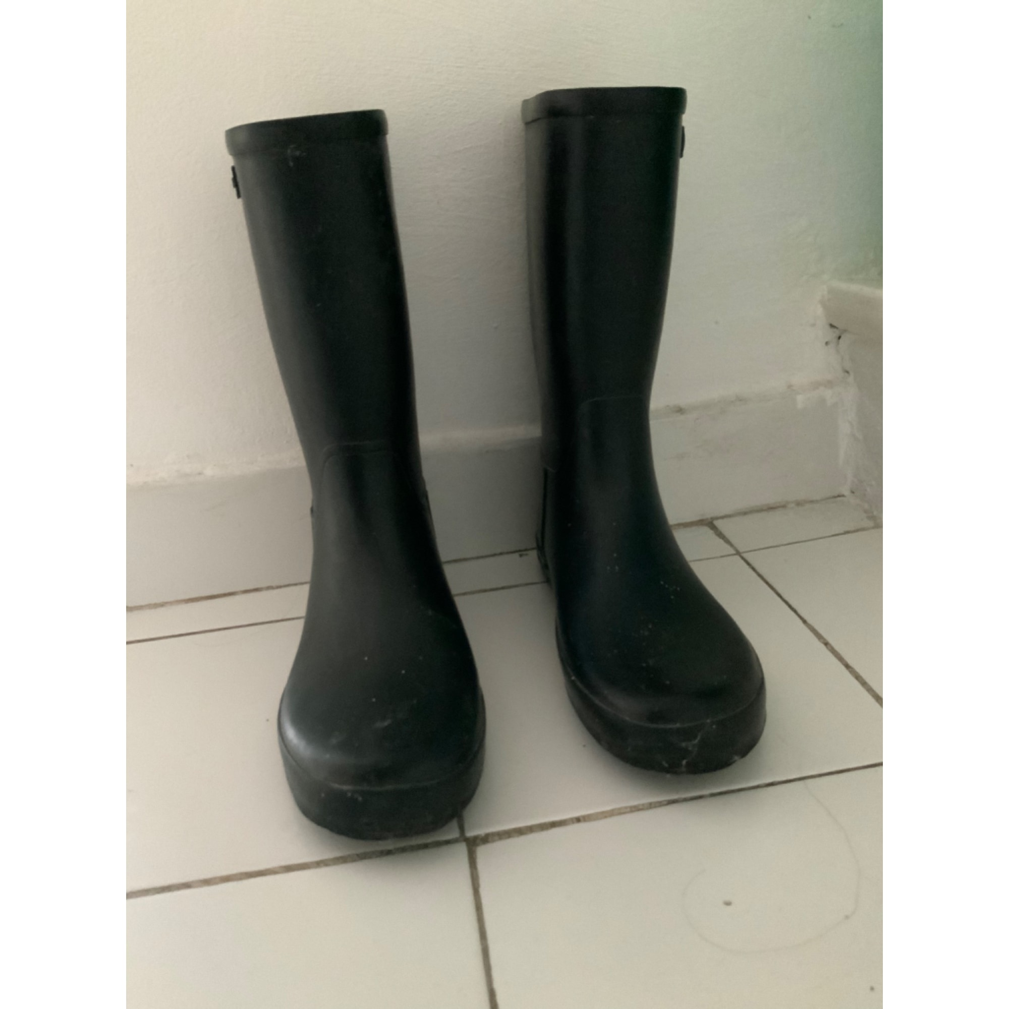 Bottes de pluie AIGLE Noir