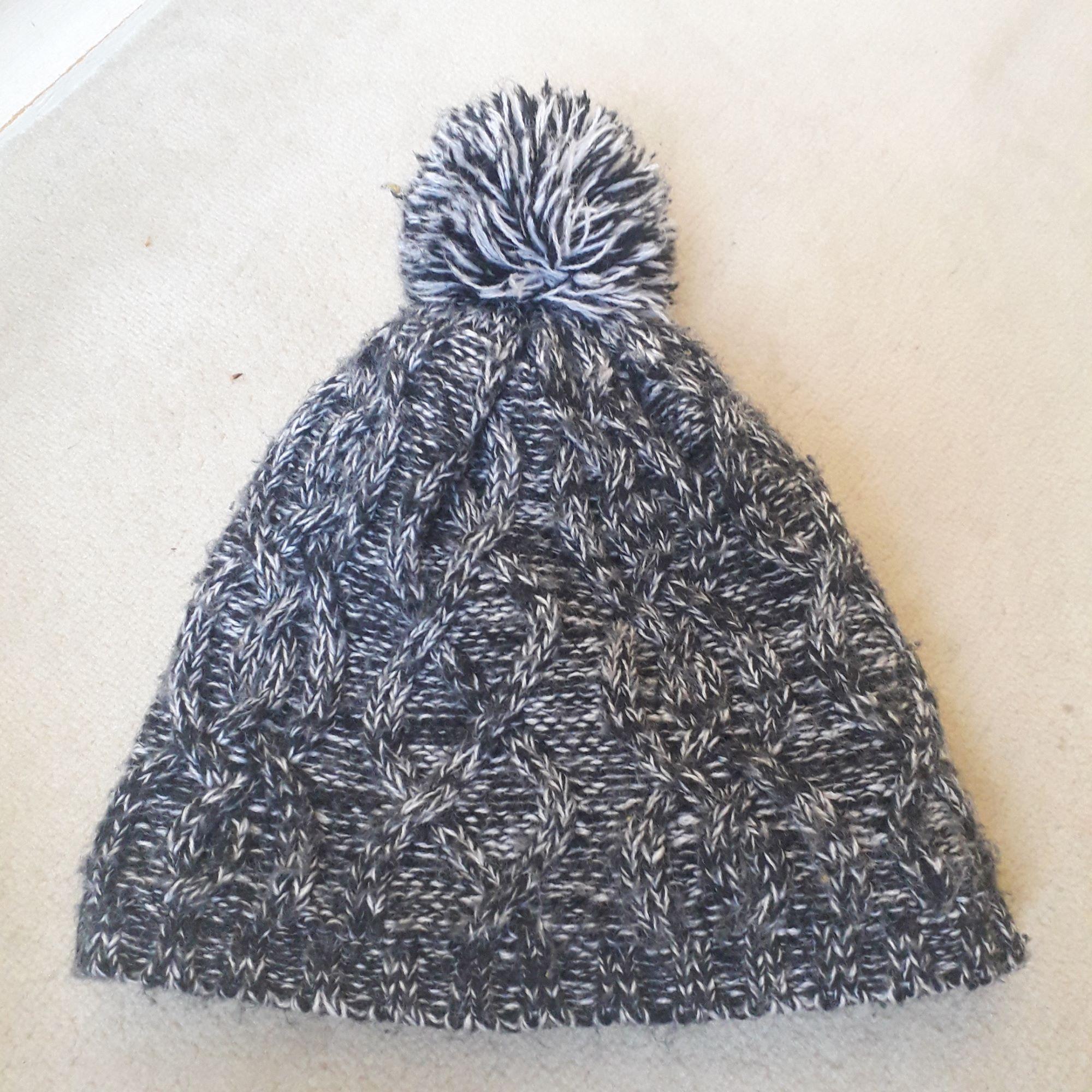 Bonnet MONOPRIX Noir