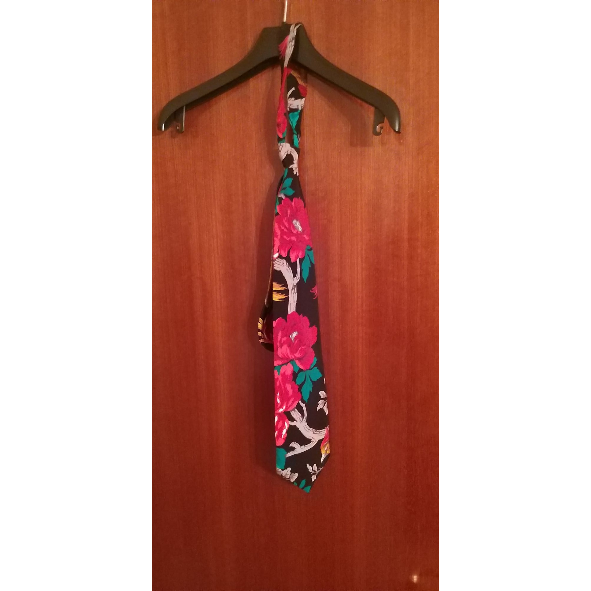 Tie MARQUE INCONNUE Multicolor