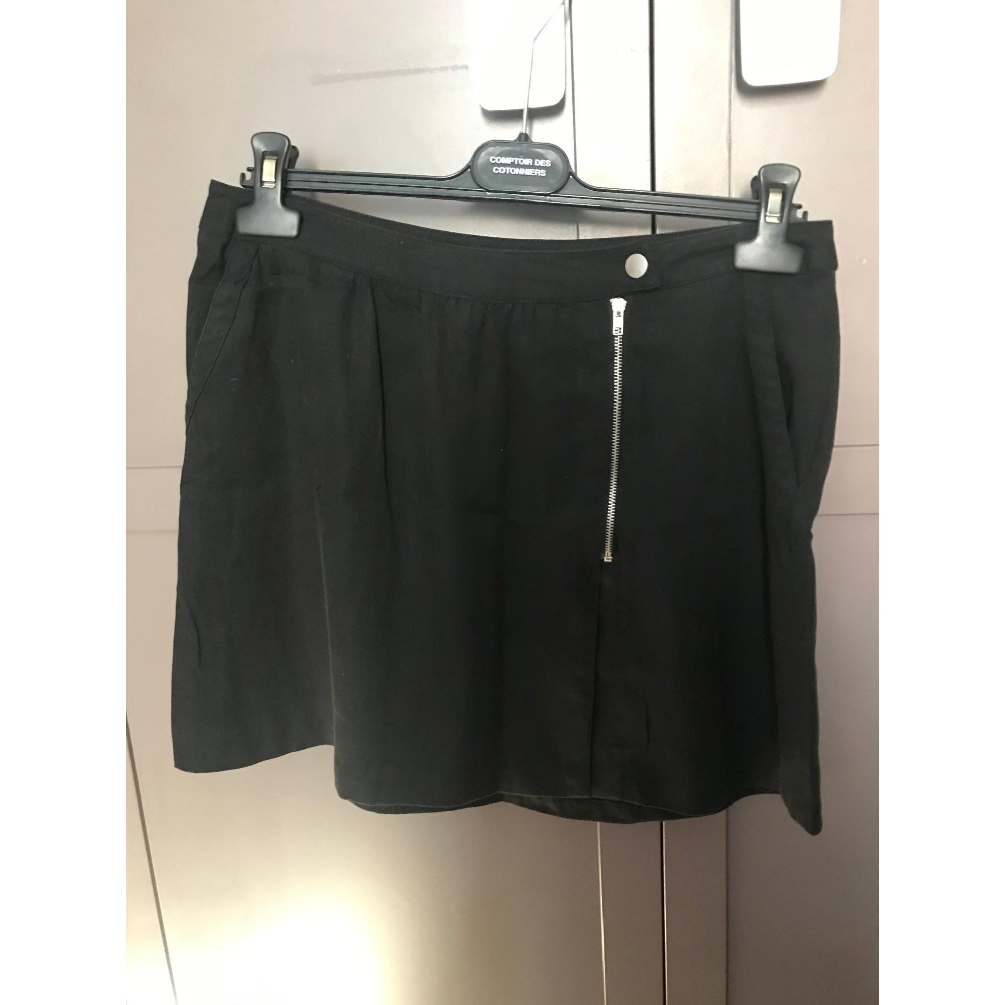 Jupe courte MKT Noir