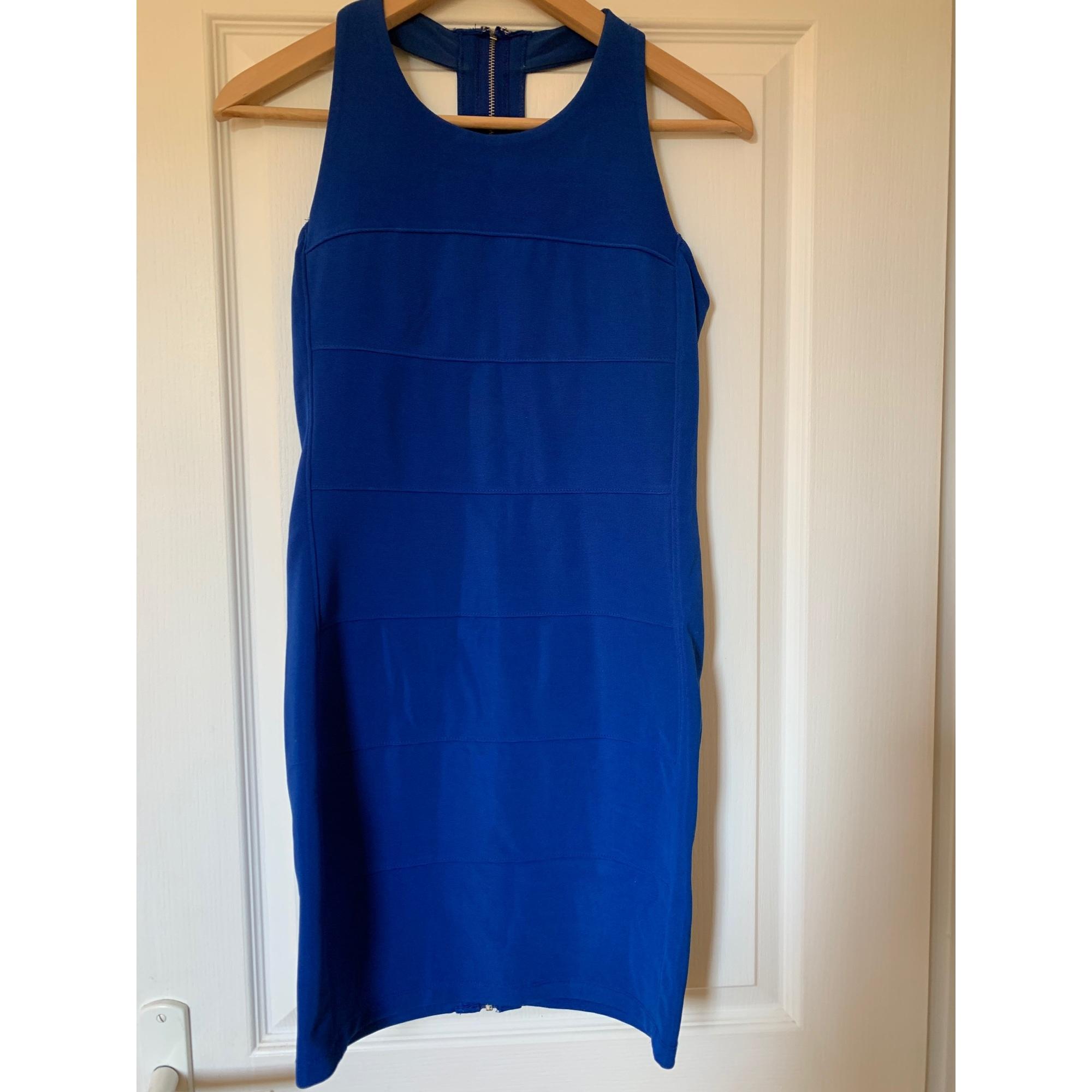 Robe courte FOREVER 21 Bleu, bleu marine, bleu turquoise
