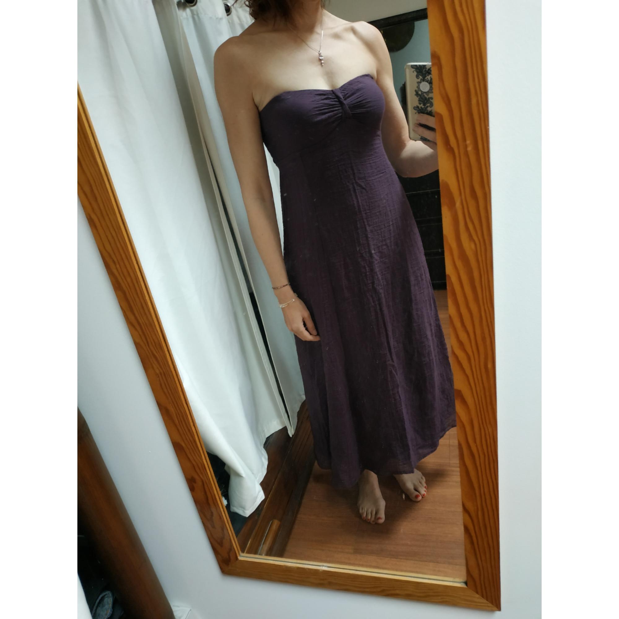 Robe bustier PROMOD Violet, mauve, lavande