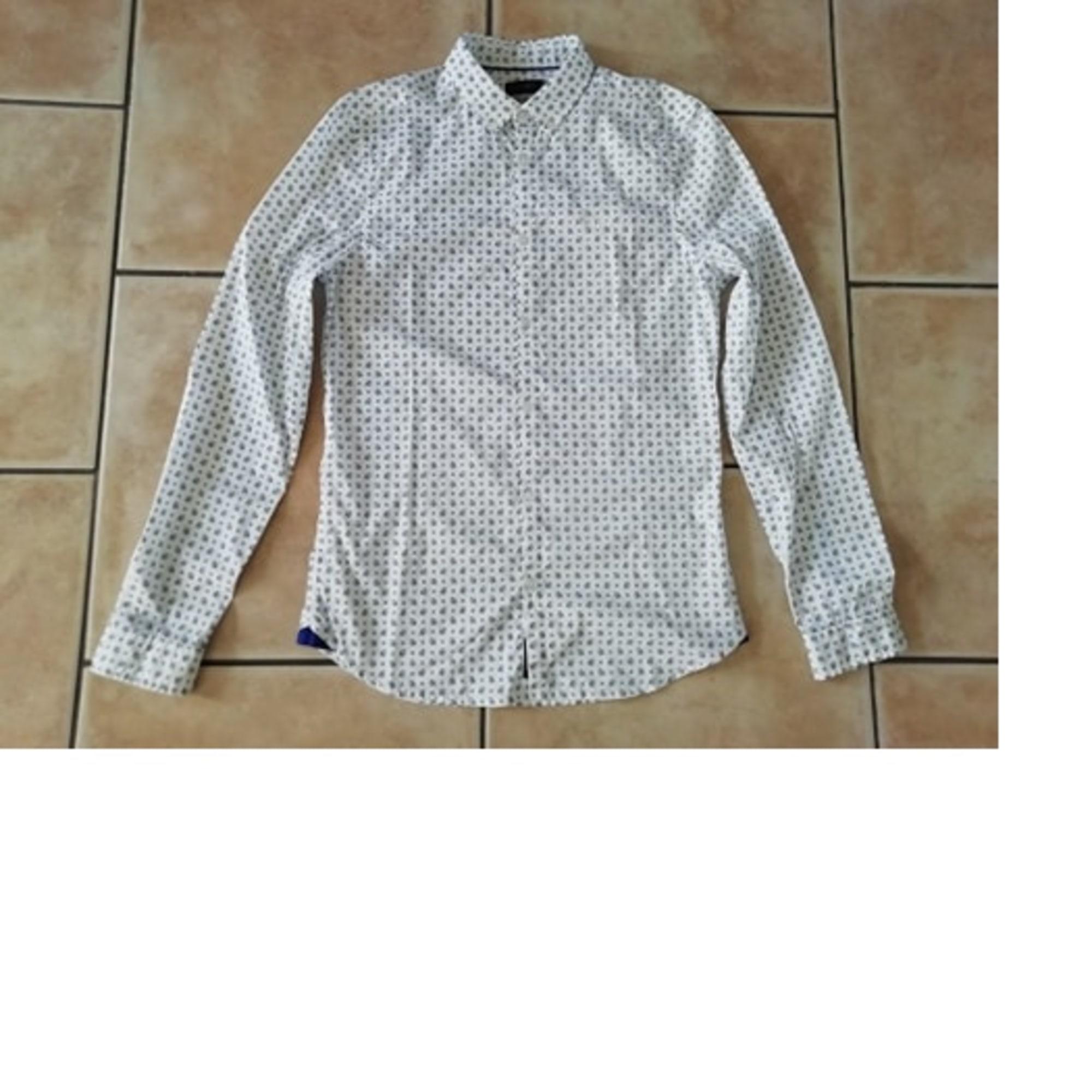 Chemise KAPORAL Blanc, blanc cassé, écru