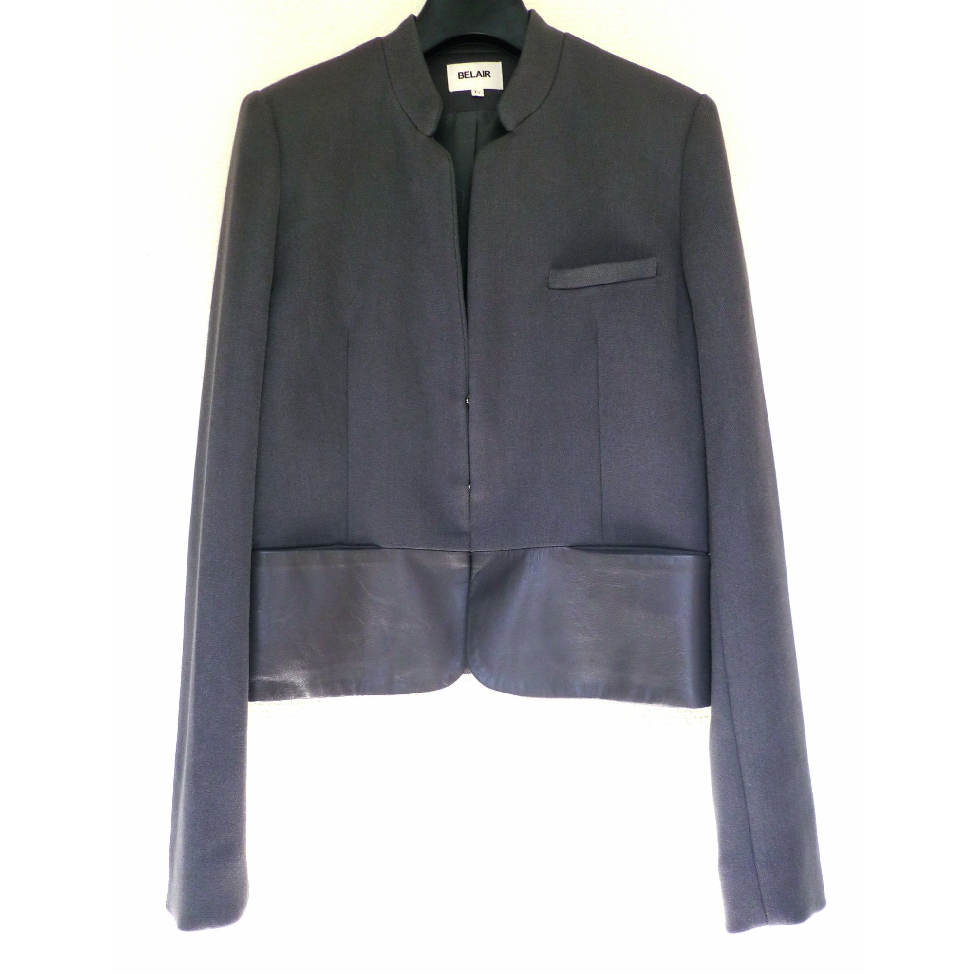 Blazer, veste tailleur BEL AIR Gris, anthracite