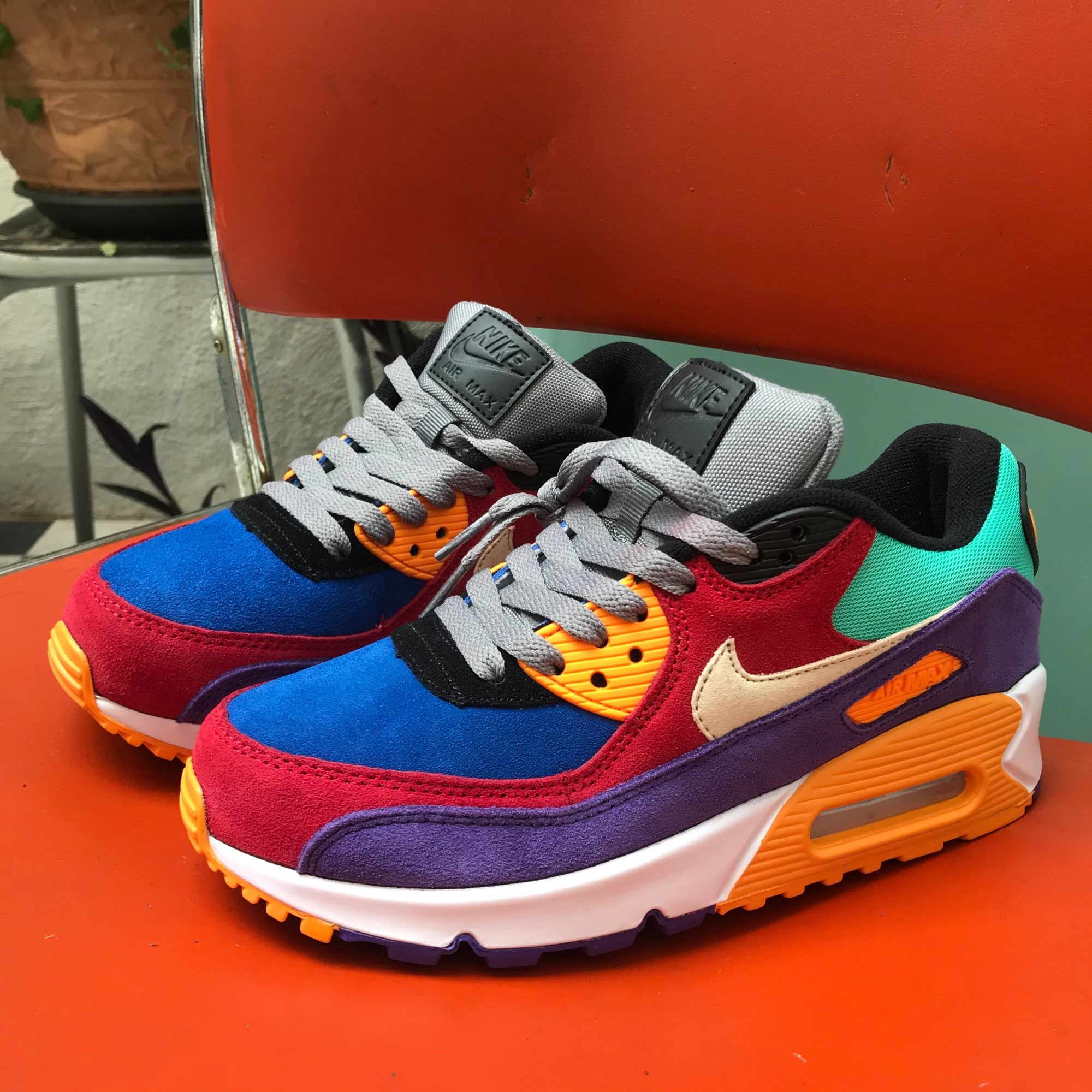 Sneakers NIKE Air Max Multicolor