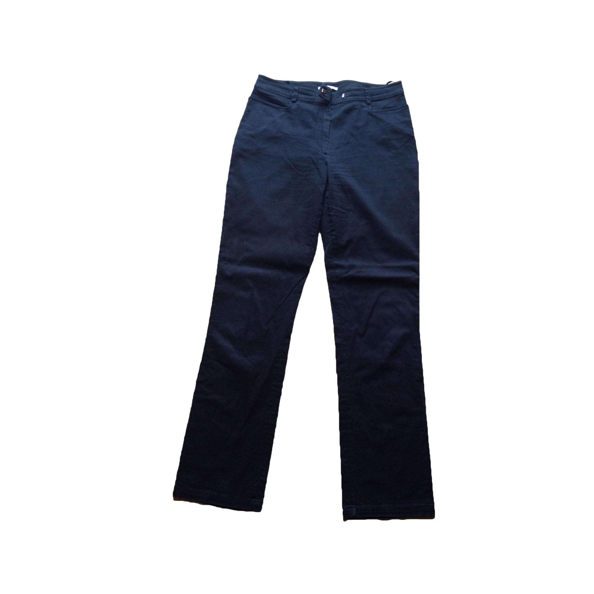 Pantalon droit ARMAND VENTILO Noir