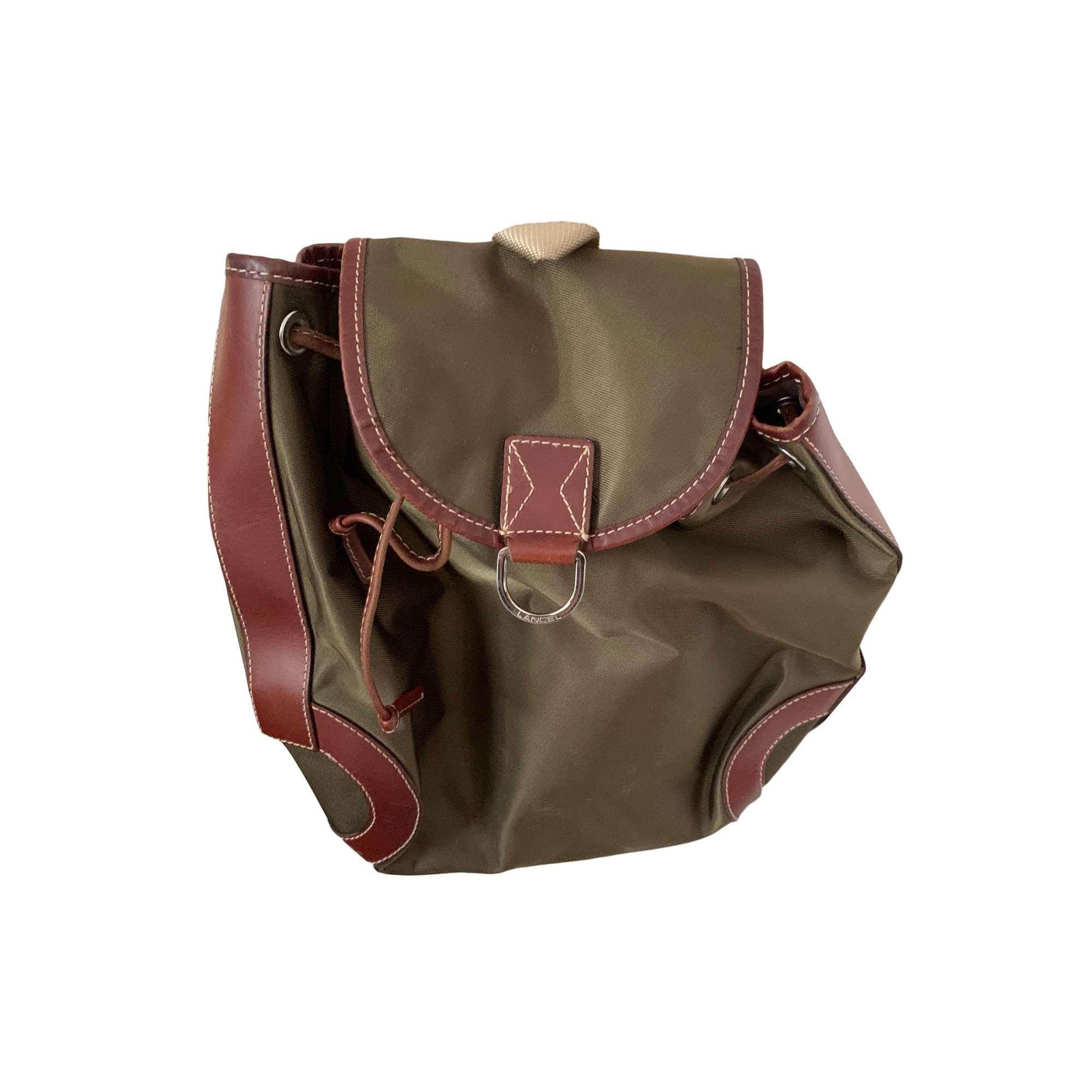 Backpack LANCEL Brown