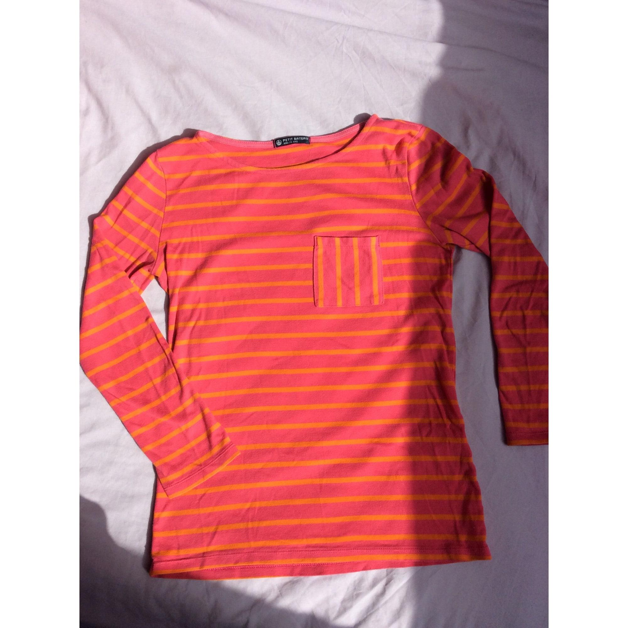 Top, Tee-shirt PETIT BATEAU Multicouleur