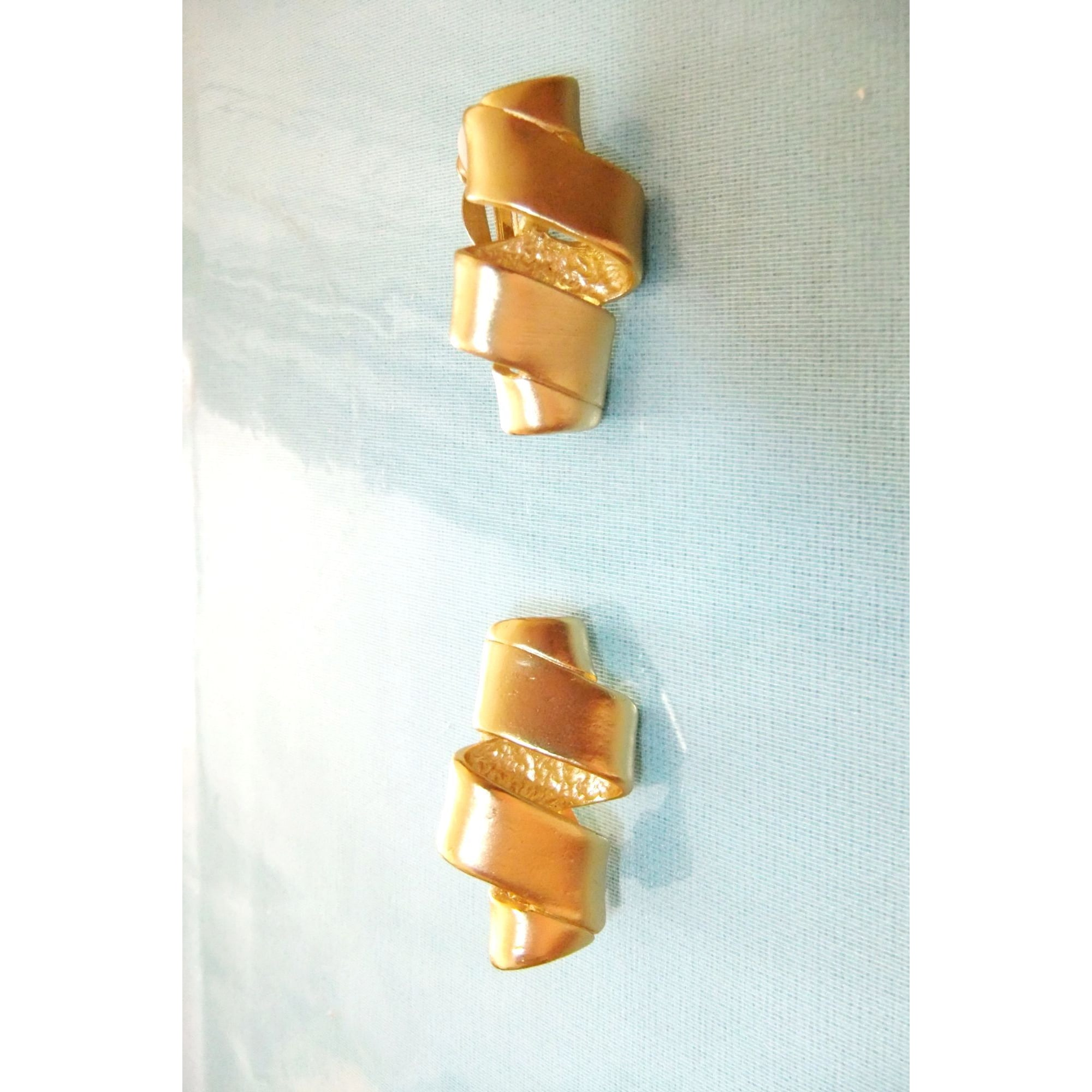 Boucles d'oreille DOLCE VITA Doré, bronze, cuivre