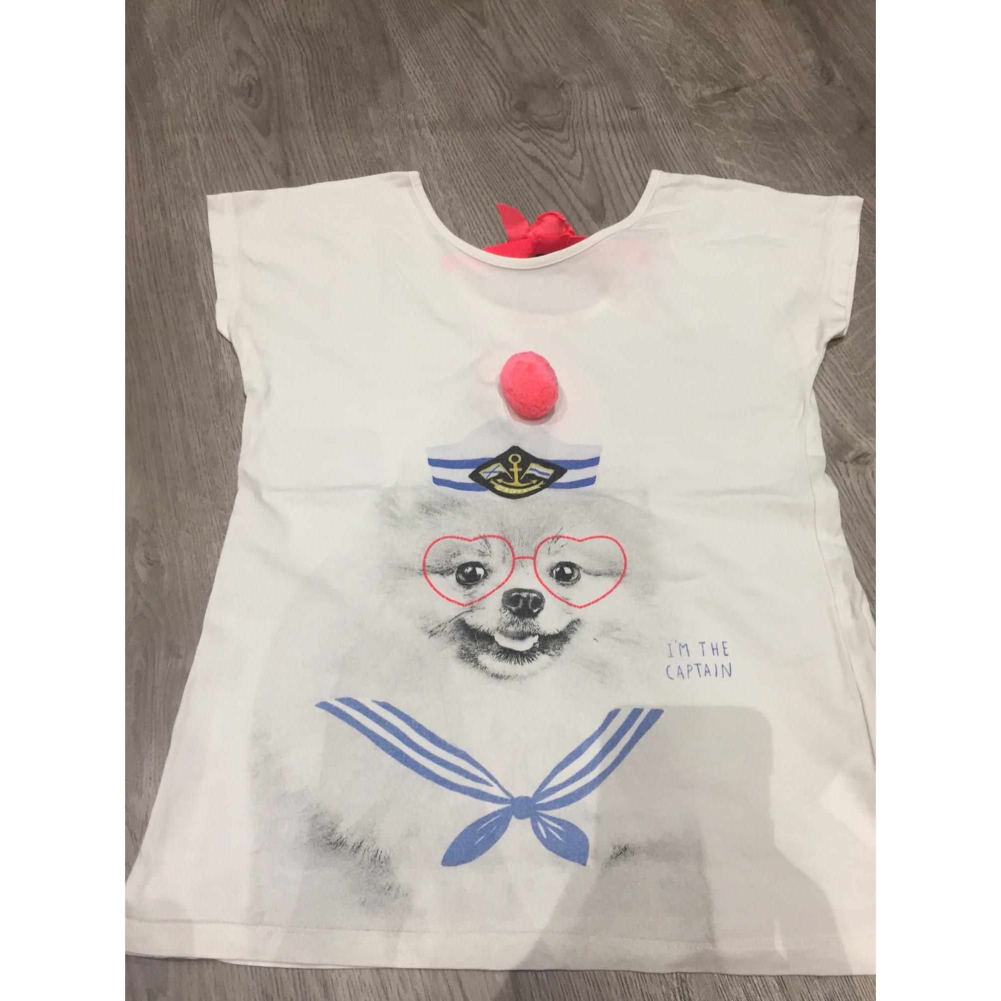 Top, Tee-shirt BILLIEBLUSH Blanc, blanc cassé, écru