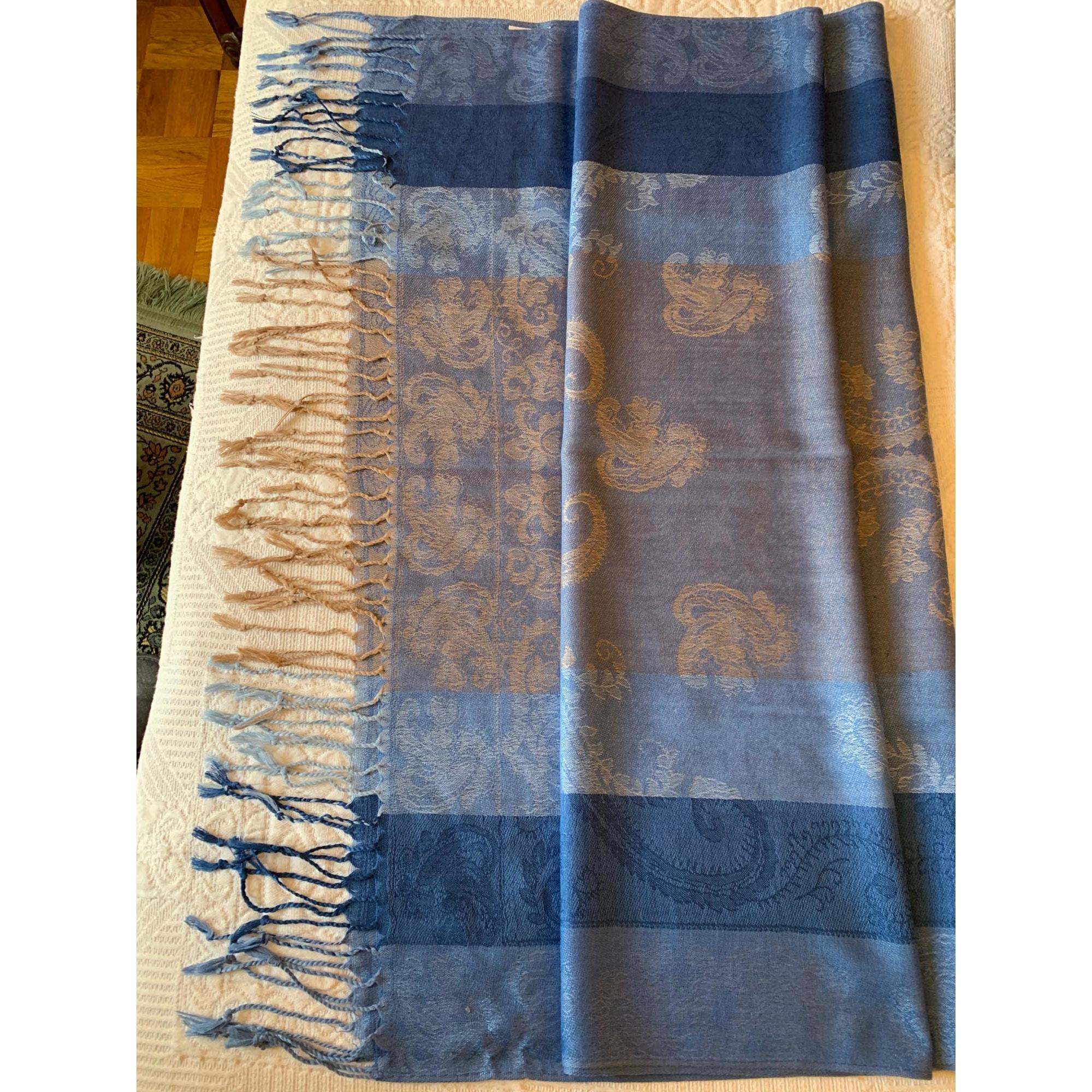Etole NATHALIE ANDERSEN POUR DAMART Bleu, bleu marine, bleu turquoise