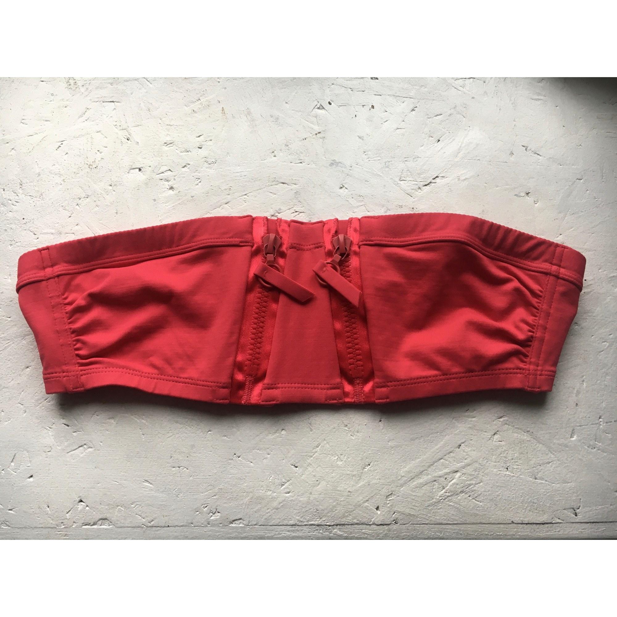 Maillot de bain deux-pièces ERES Rouge, bordeaux