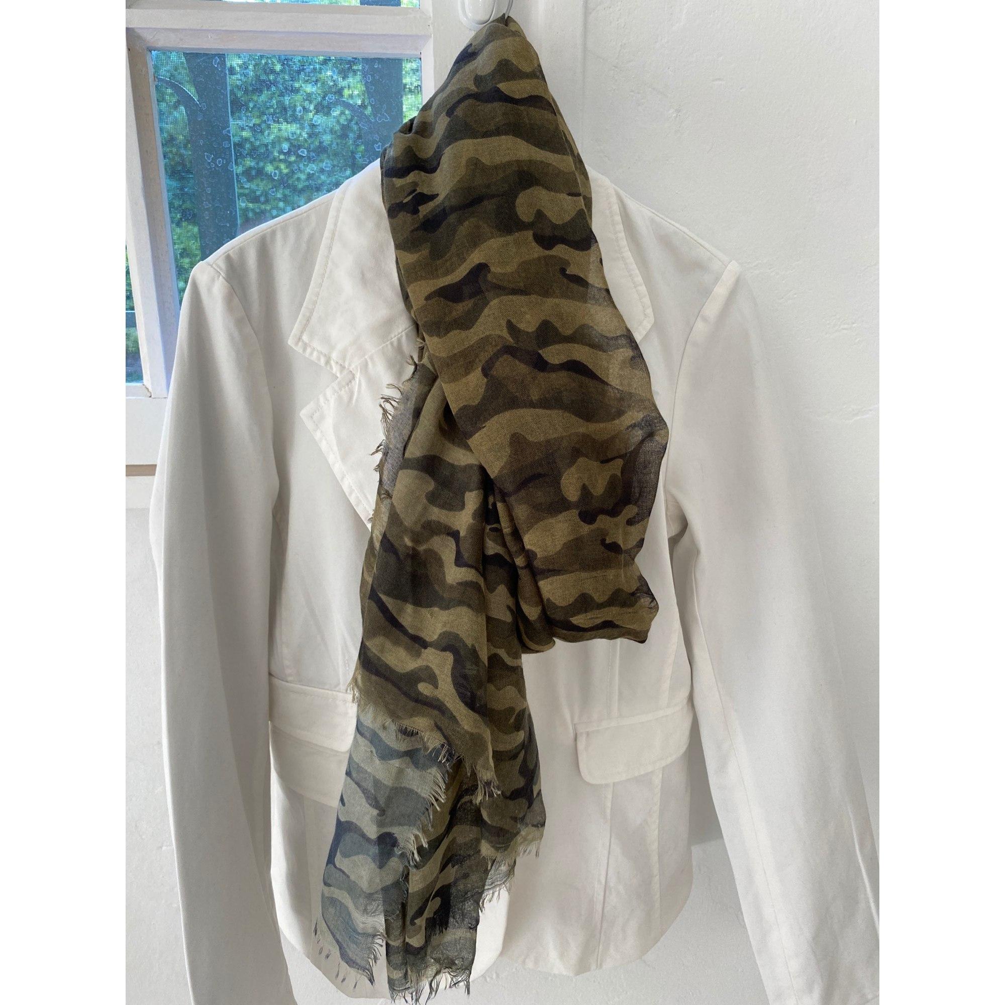 Foulard PIMKIE Kaki camouflage