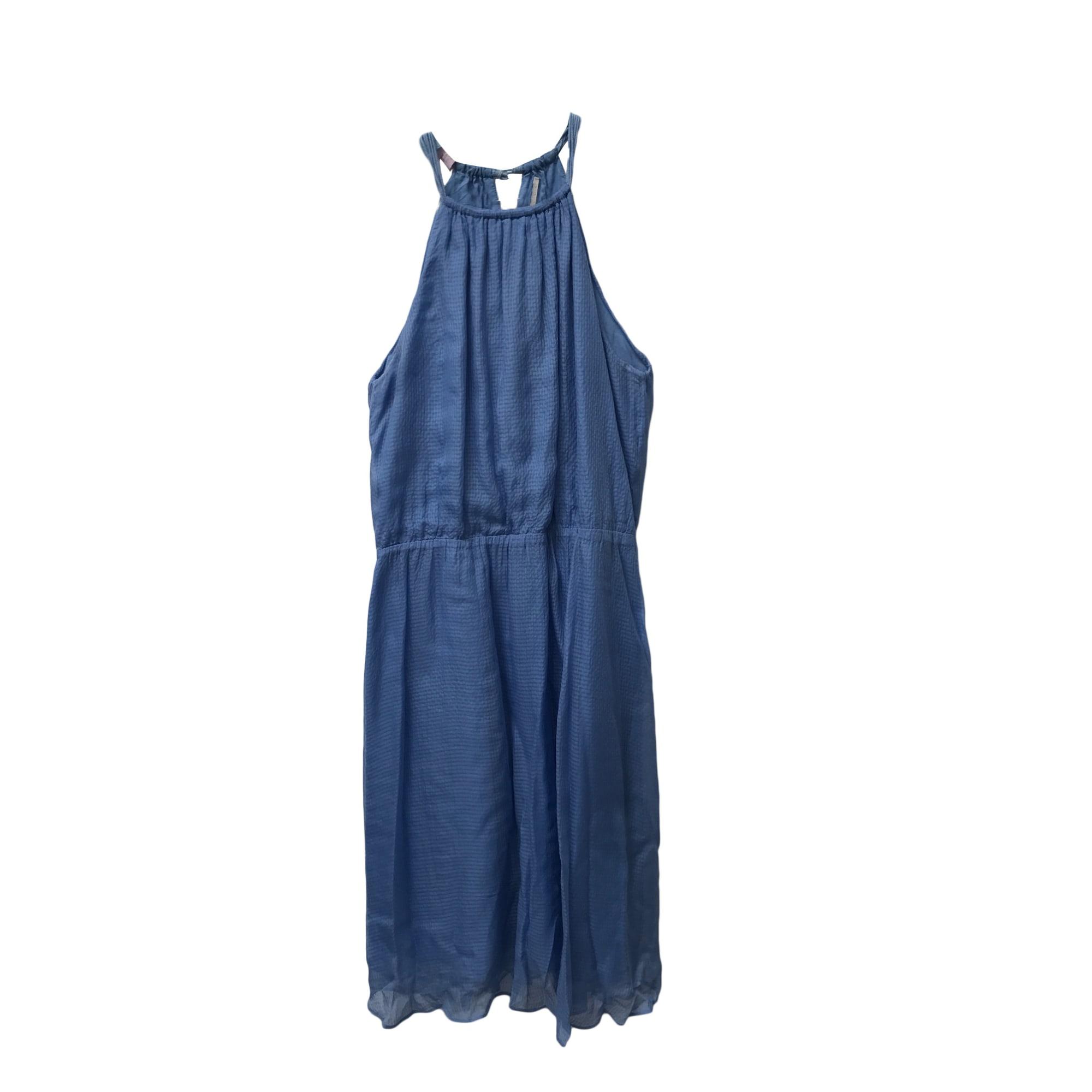 Robe courte CHATTAWAK Bleu, bleu marine, bleu turquoise