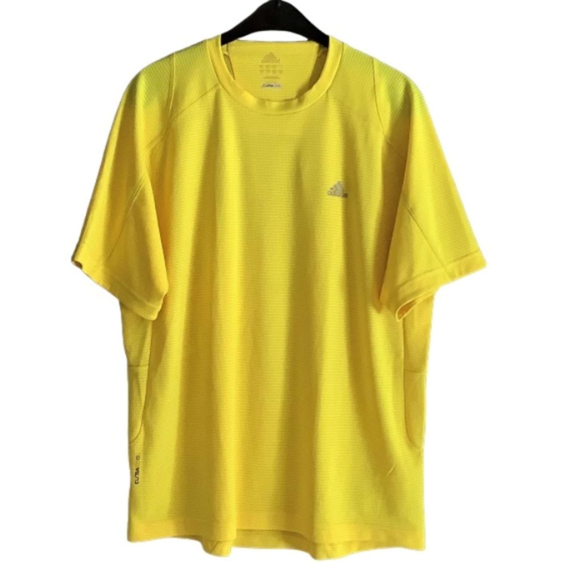 Tee-shirt ADIDAS Jaune