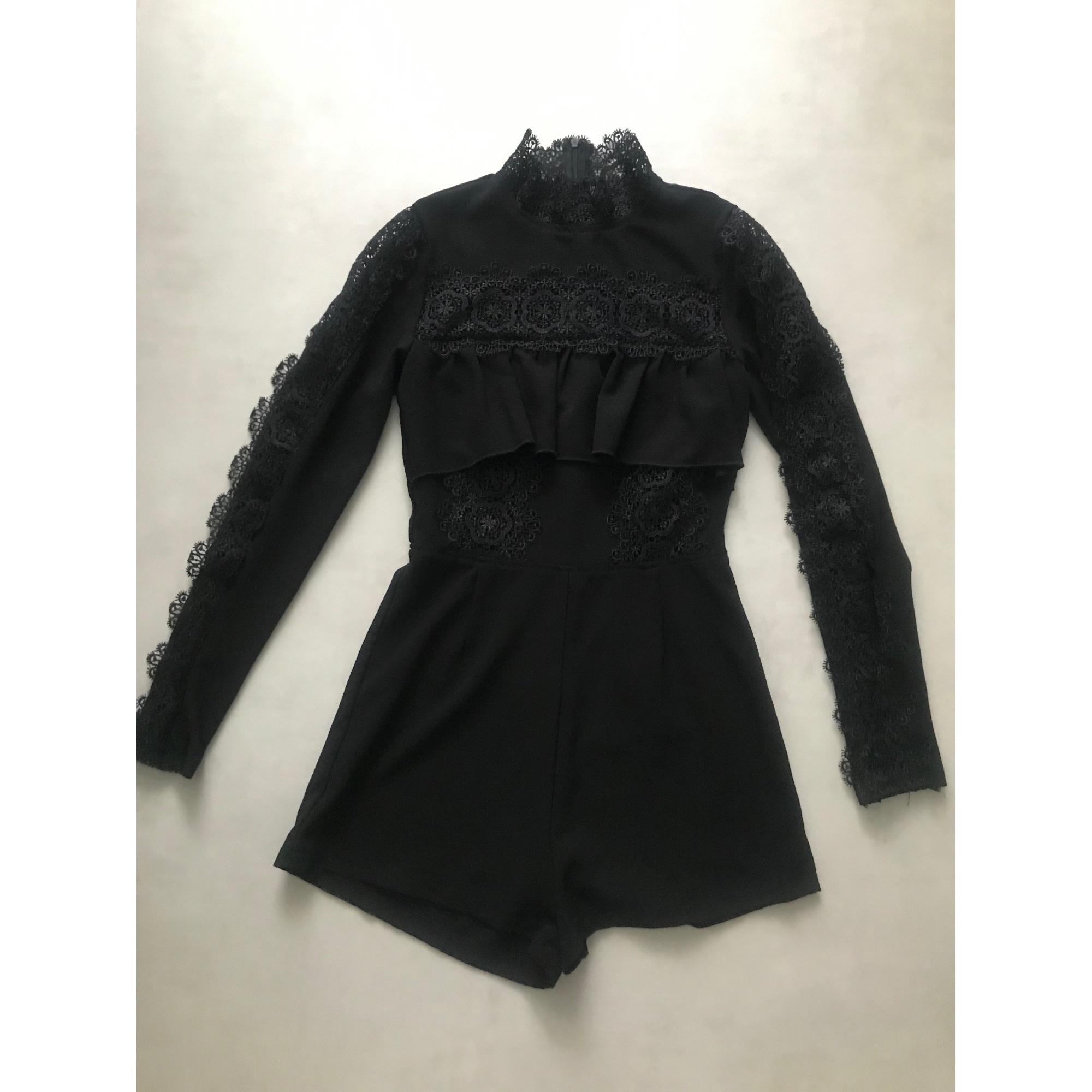 Combishort MISSGUIDED Noir
