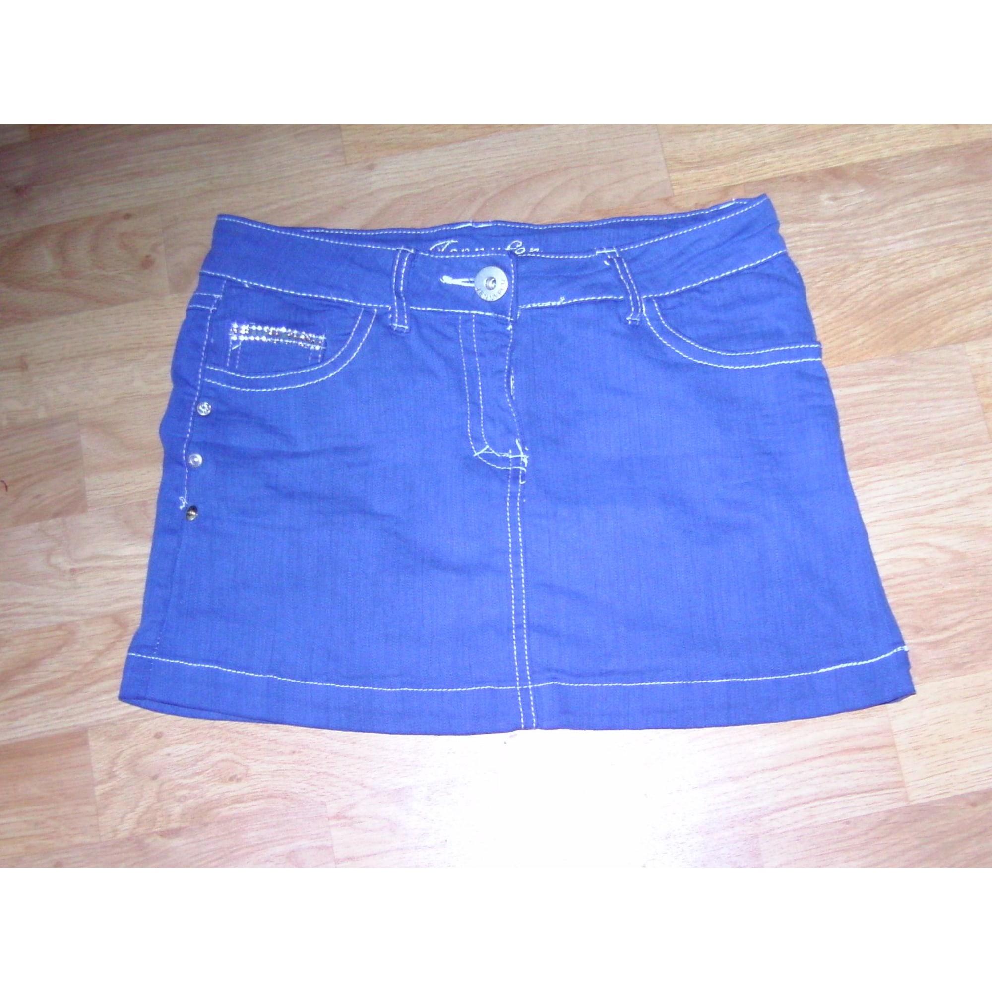 Jupe courte JENNYFER Bleu, bleu marine, bleu turquoise