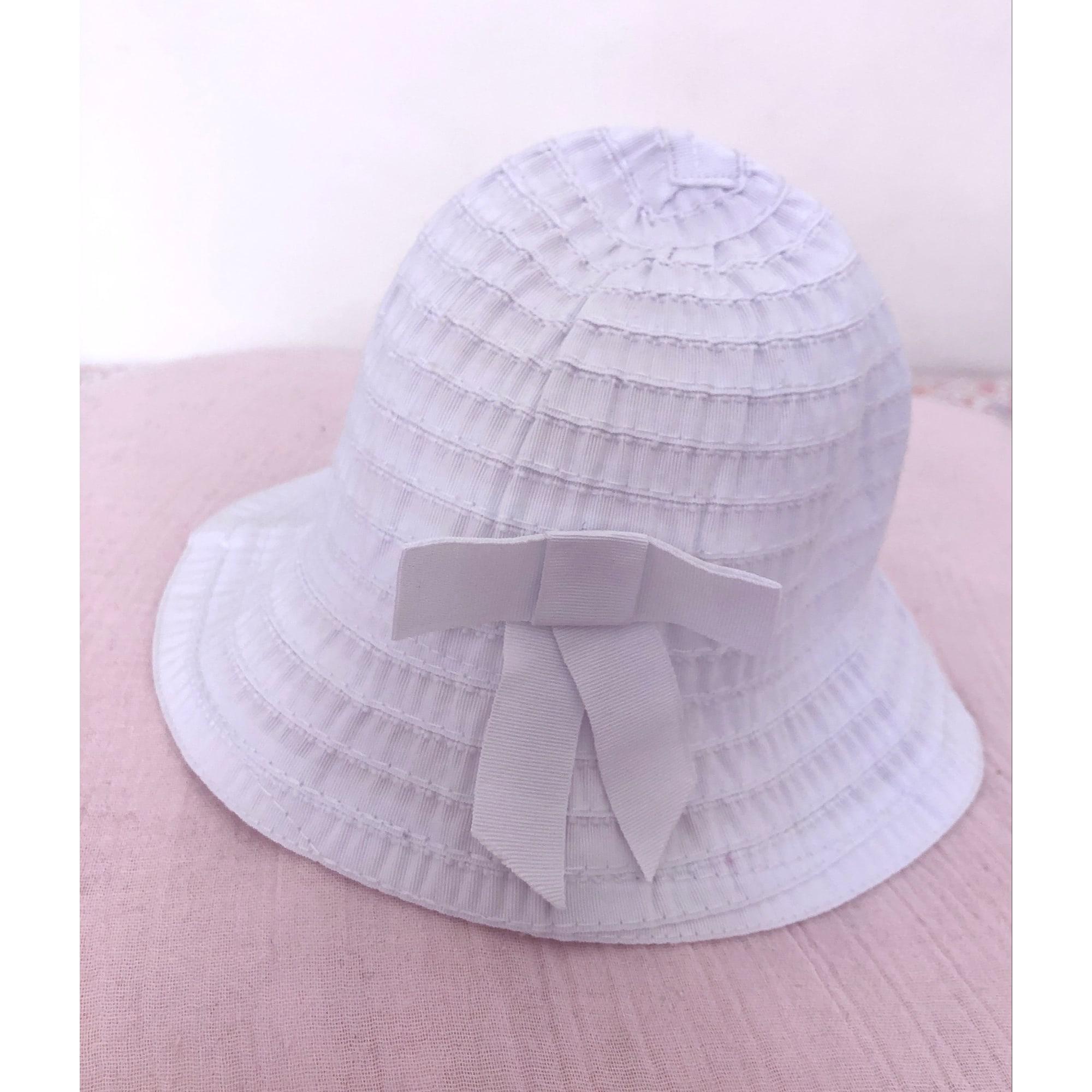 Hut JACADI Weiß, elfenbeinfarben