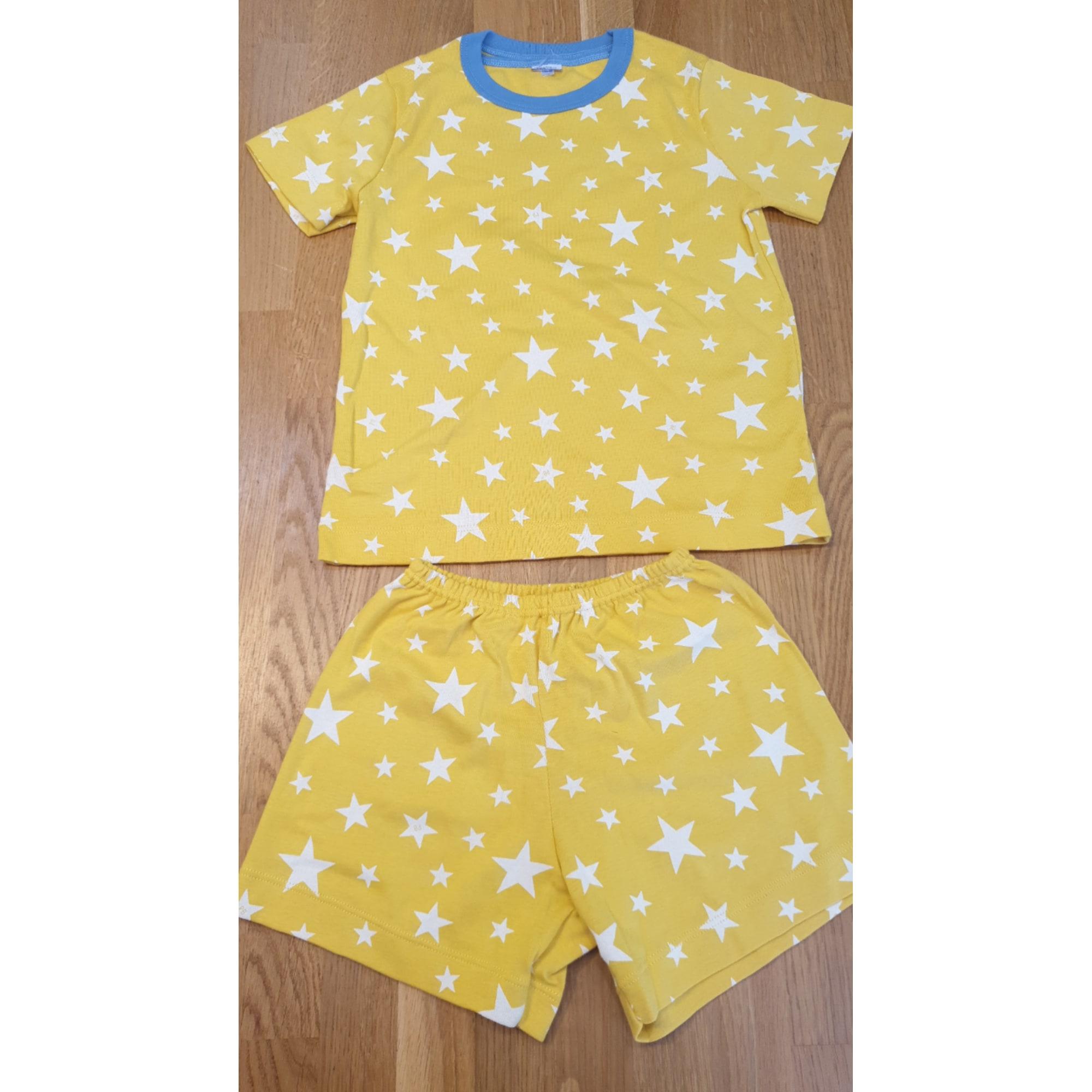 Pyjama PETIT BATEAU Jaune
