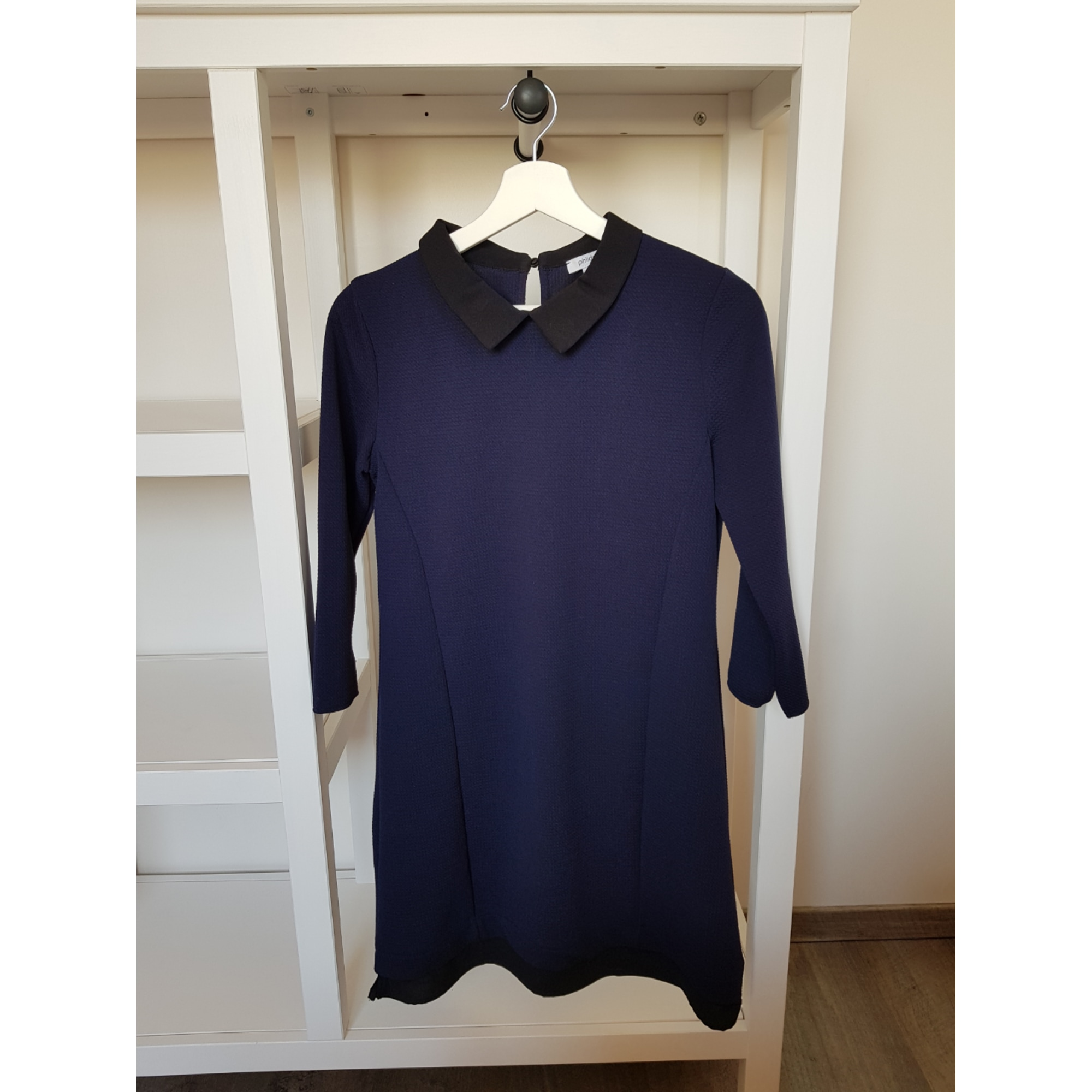Robe courte PHILDAR Bleu, bleu marine, bleu turquoise