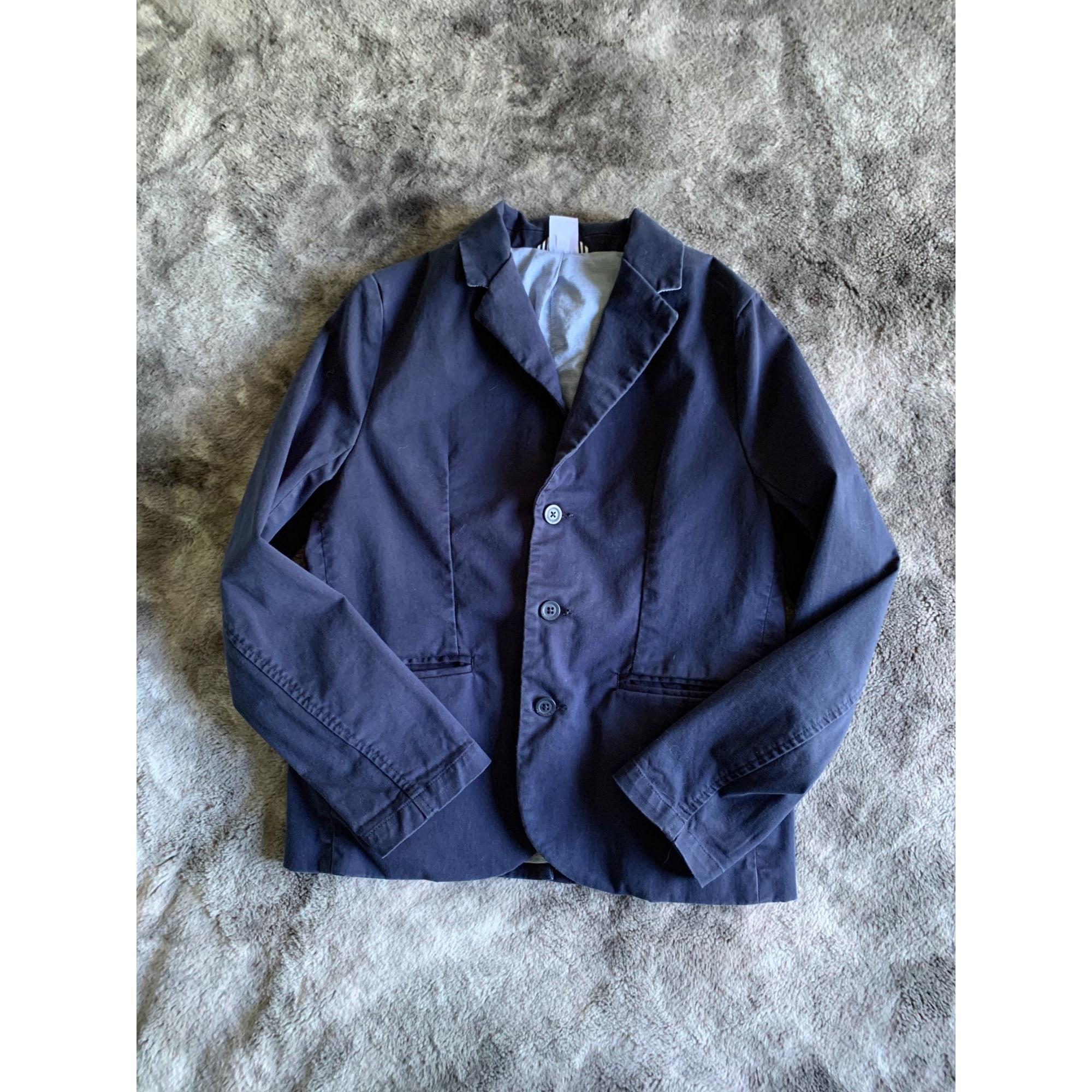 Veste PETIT BATEAU Bleu, bleu marine, bleu turquoise