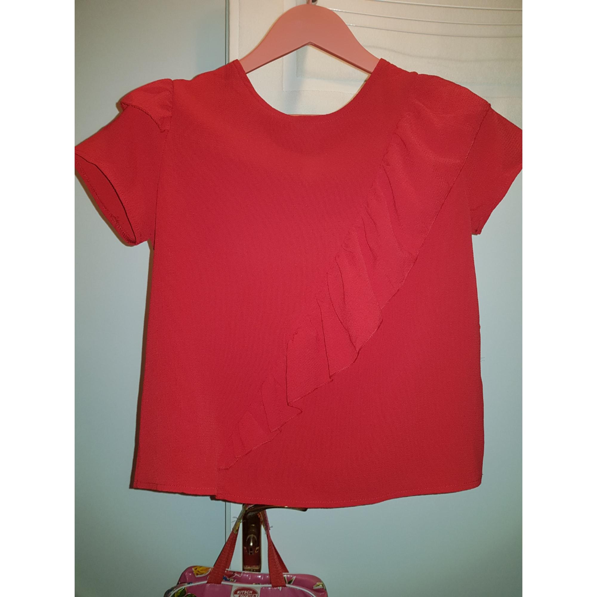 Top, tee-shirt LA REDOUTE Rouge, bordeaux