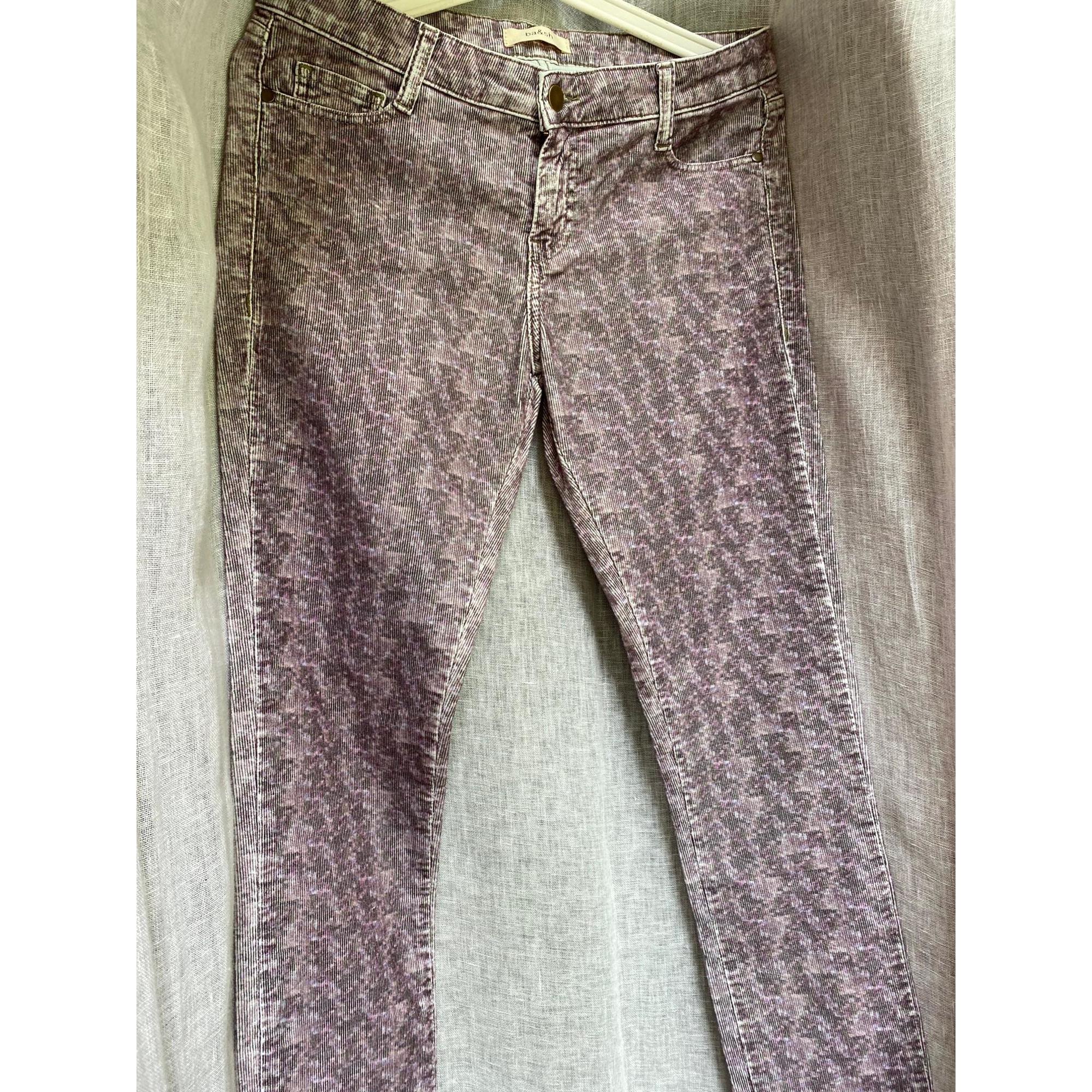 Jeans slim BA&SH Multicouleur