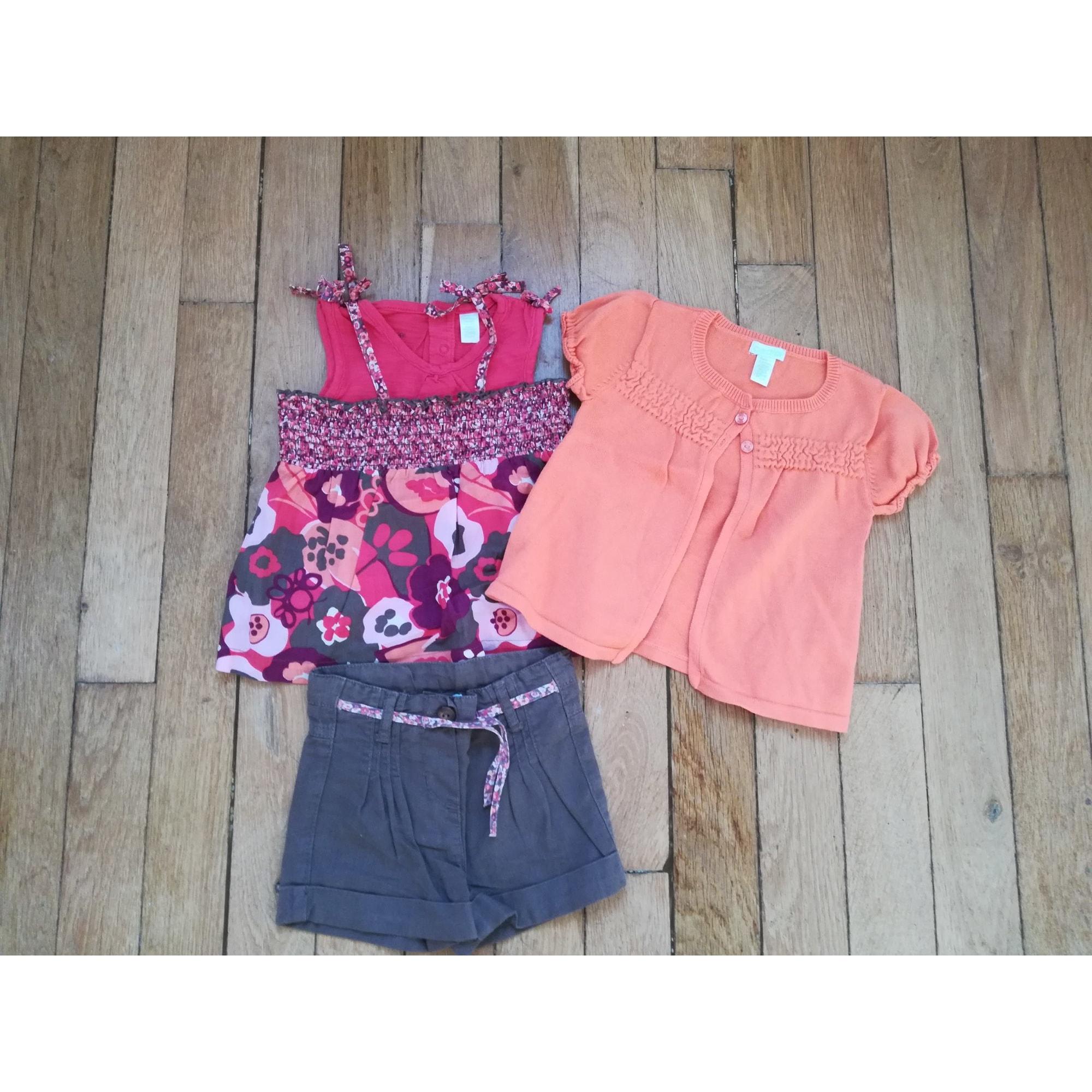 Shorts OBAIBI Multicolor