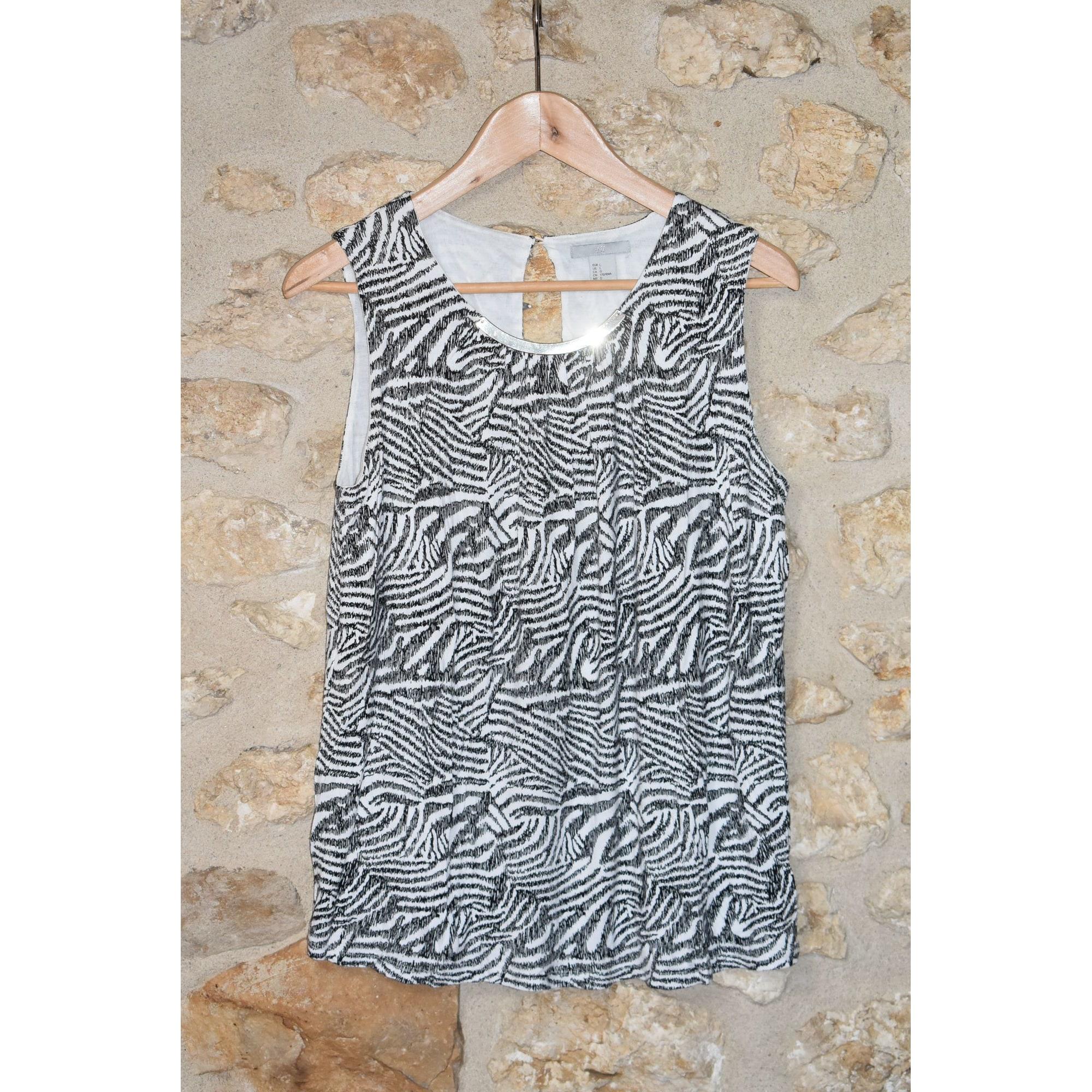 Top, tee-shirt H&M Imprimés animaliers