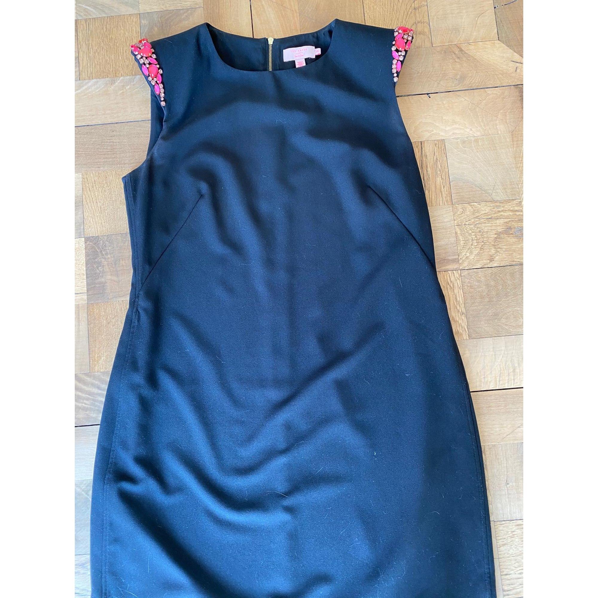 Robe courte TED BAKER Noir