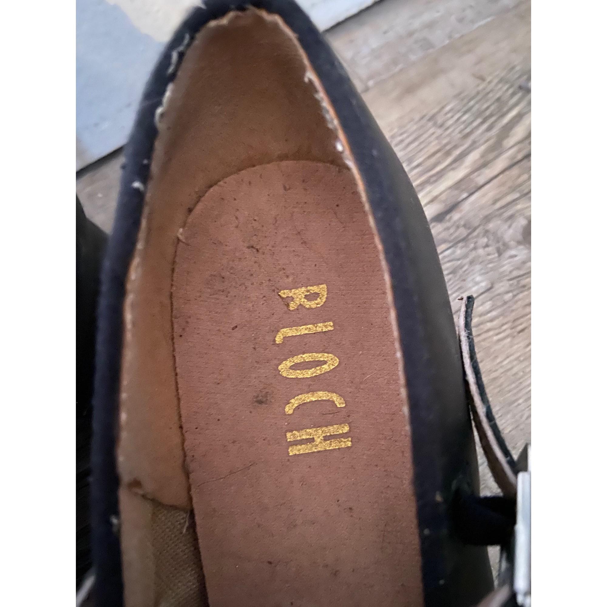 Chaussures de danse  BLOCH Noir