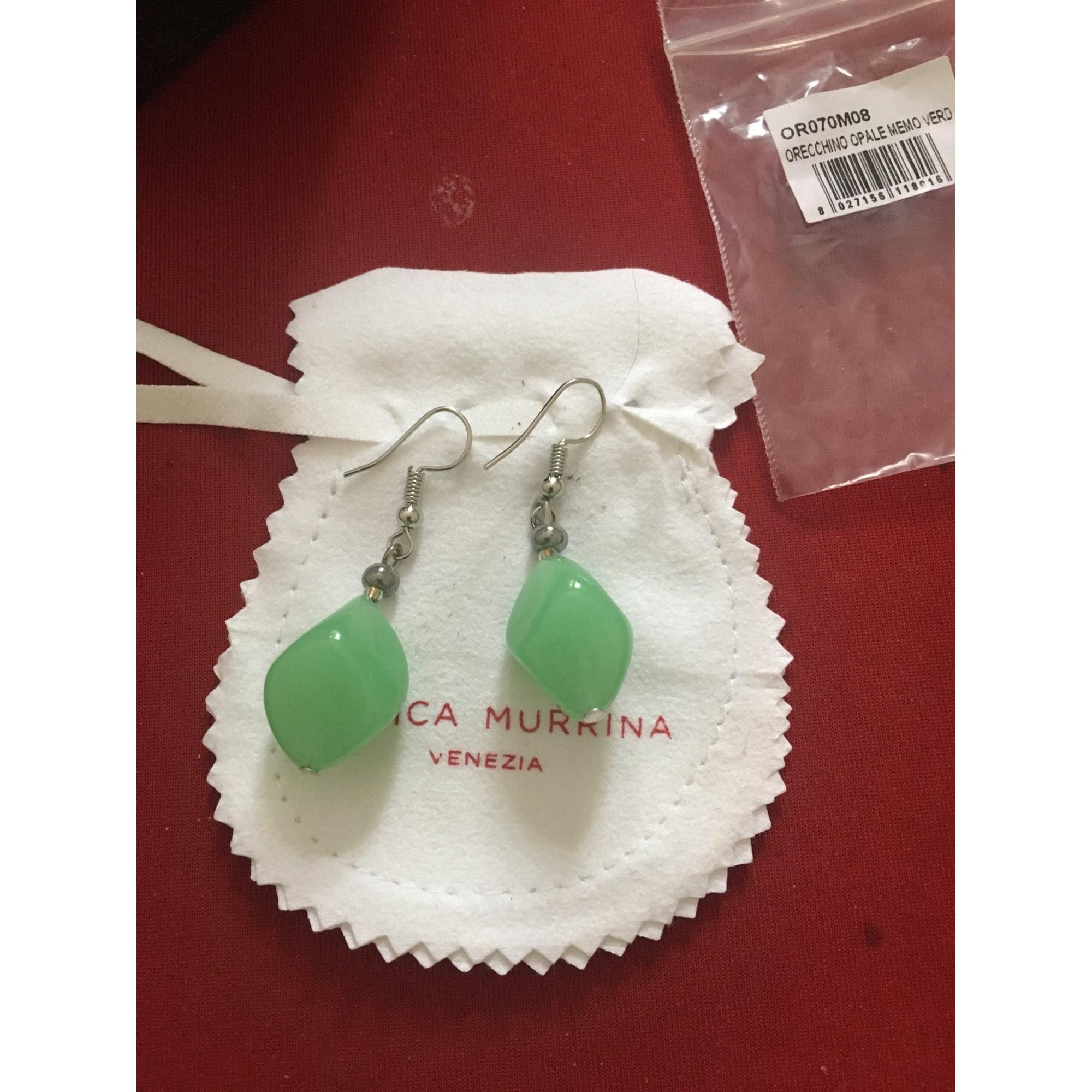 Boucles d'oreille ANTICA MURRINA Vert