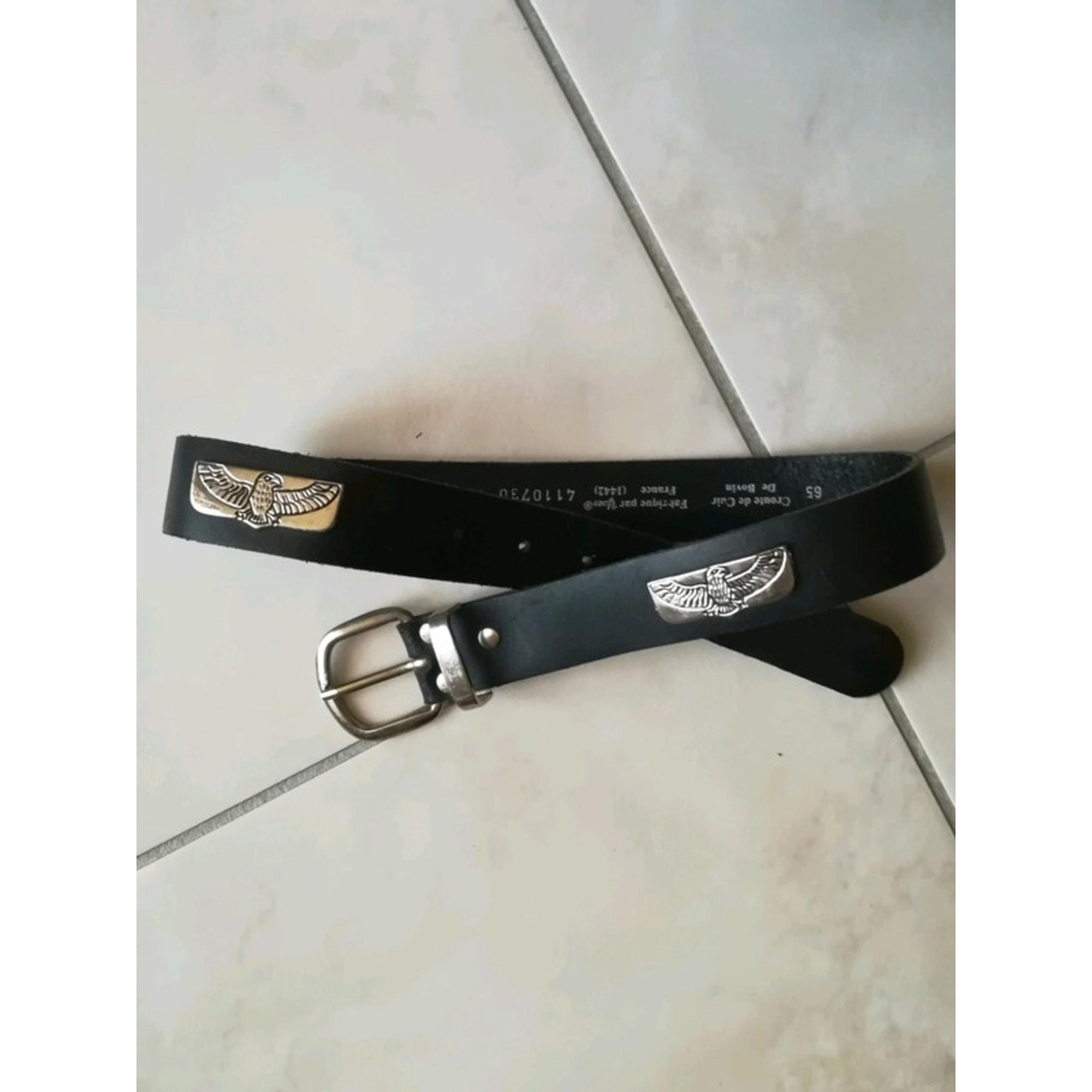 Belt ST YVES Black